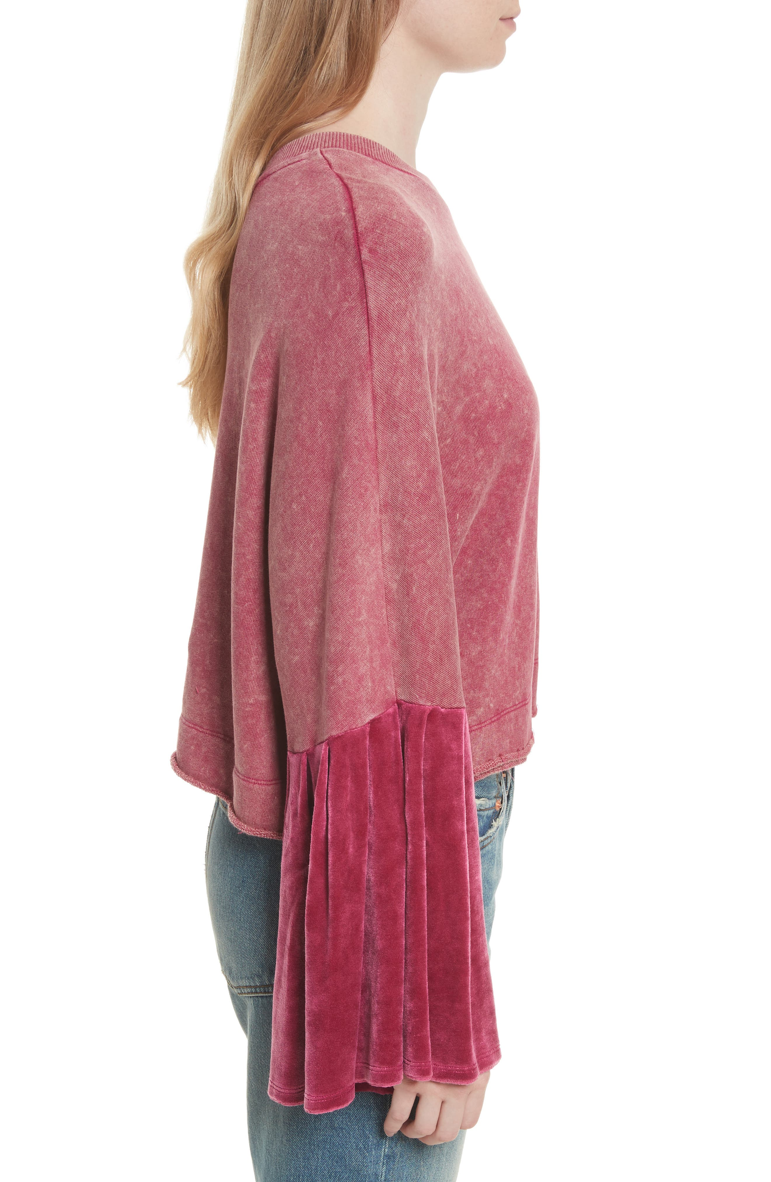 Sleeves Glorious Sleeves Pullover,                             Alternate thumbnail 9, color,