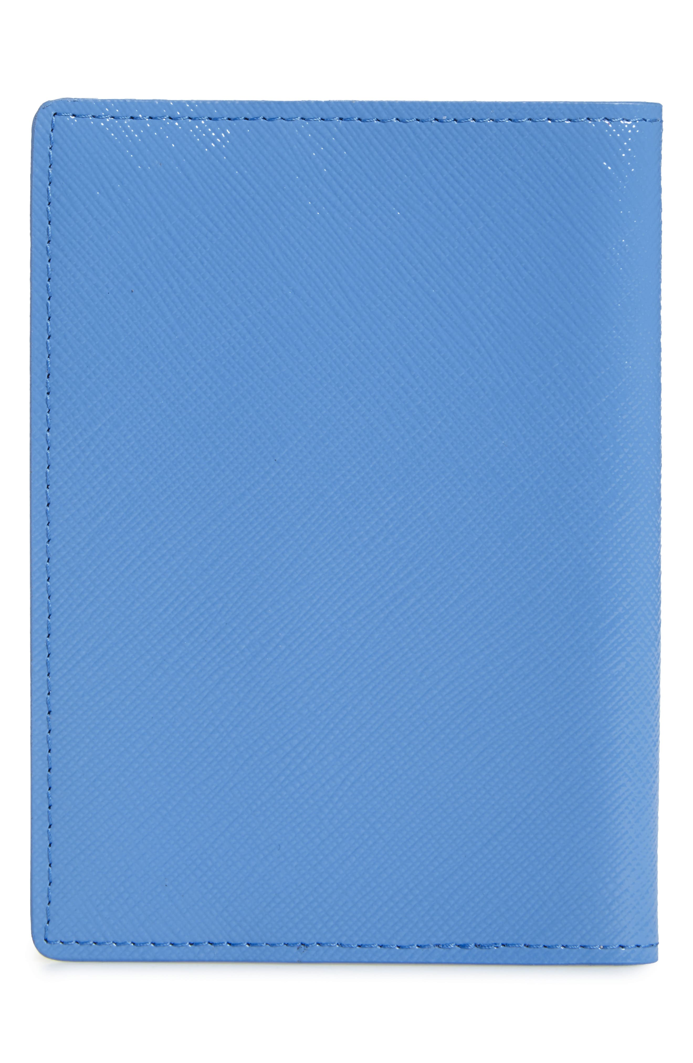 Leather Passport Case,                             Alternate thumbnail 32, color,