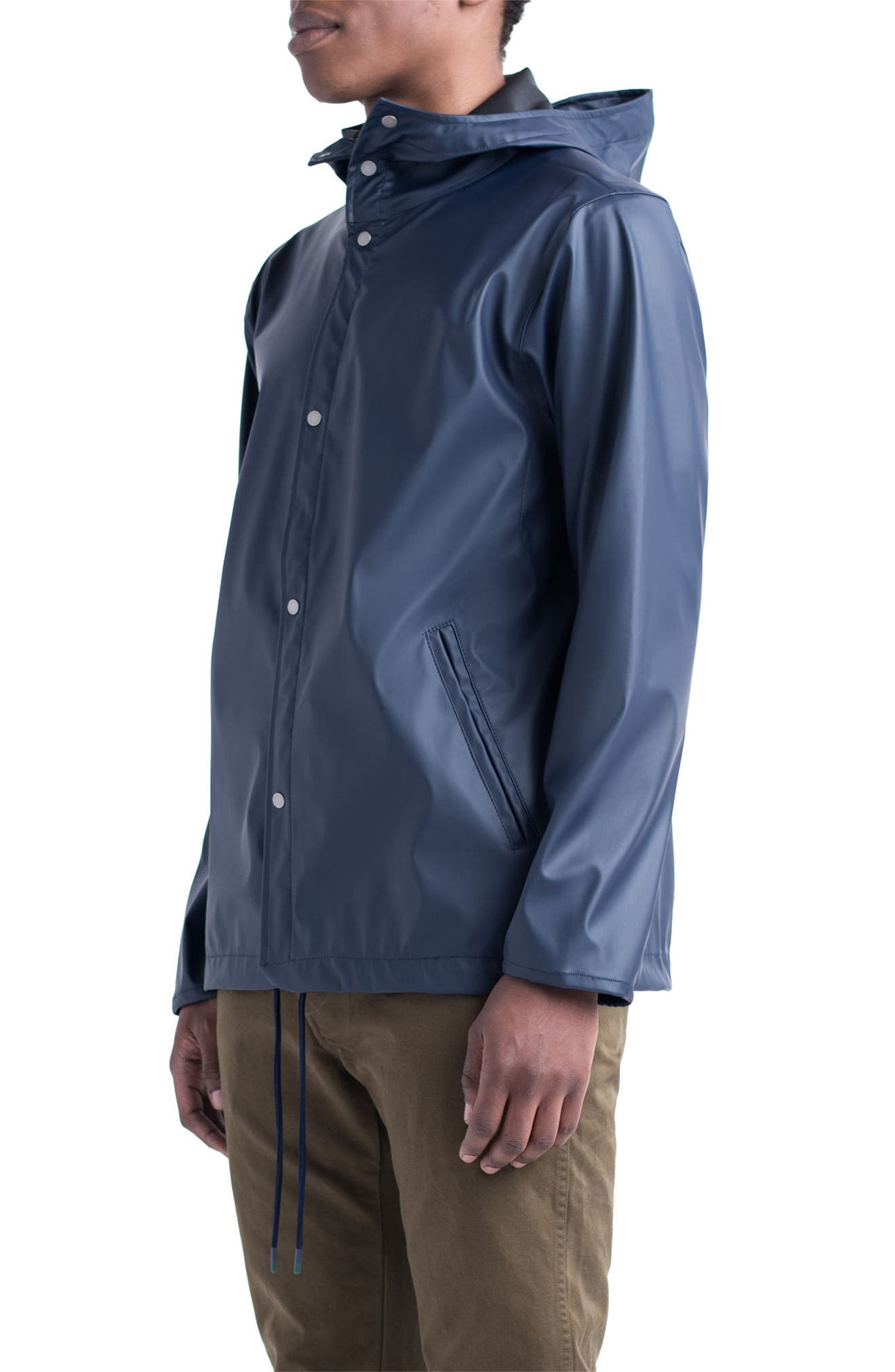 Forecast Hooded Coaches Jacket,                             Alternate thumbnail 23, color,