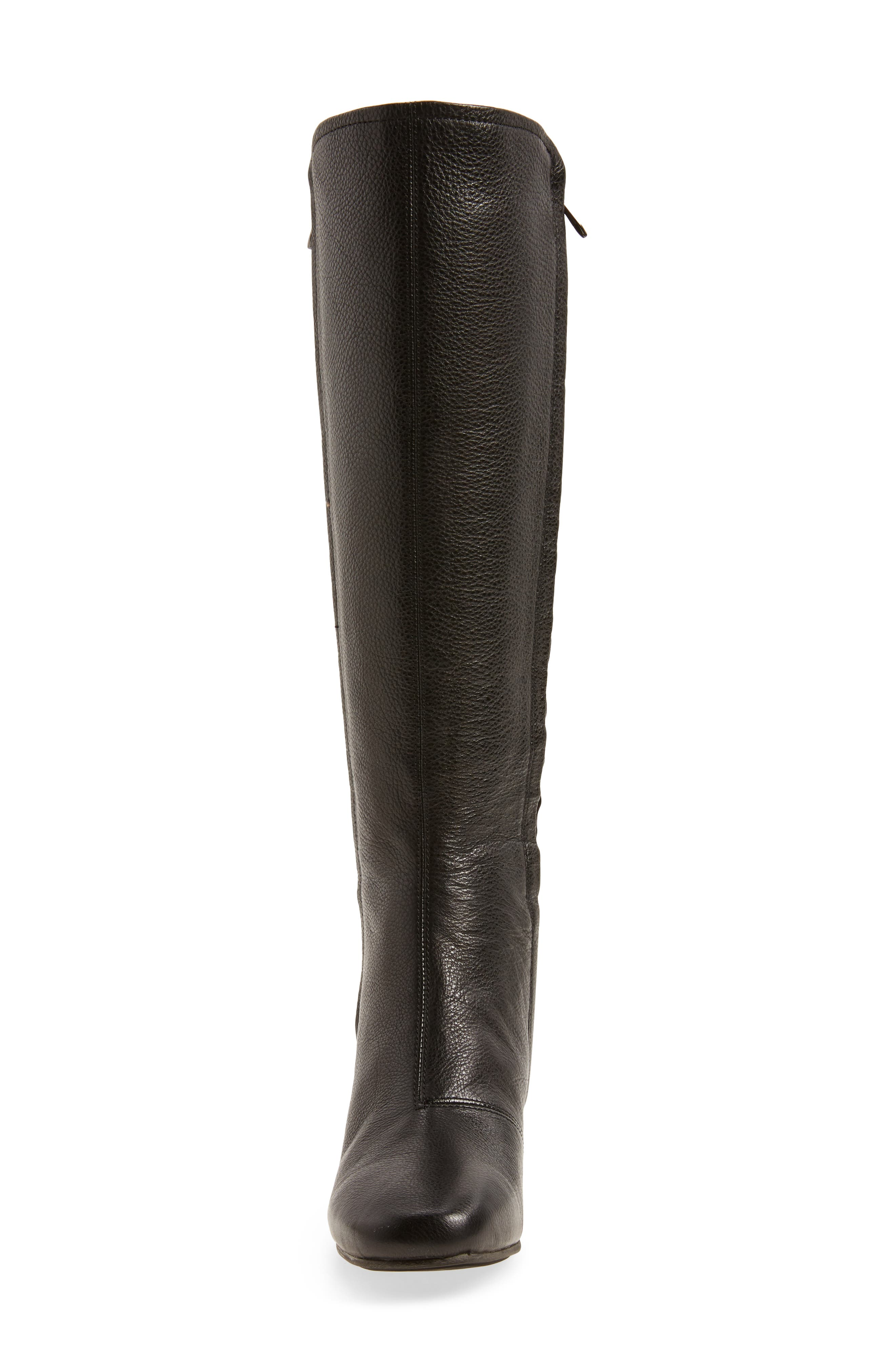 GENTLE SOULS BY KENNETH COLE,                             Ella-Seti Knee High Boot,                             Alternate thumbnail 4, color,                             001