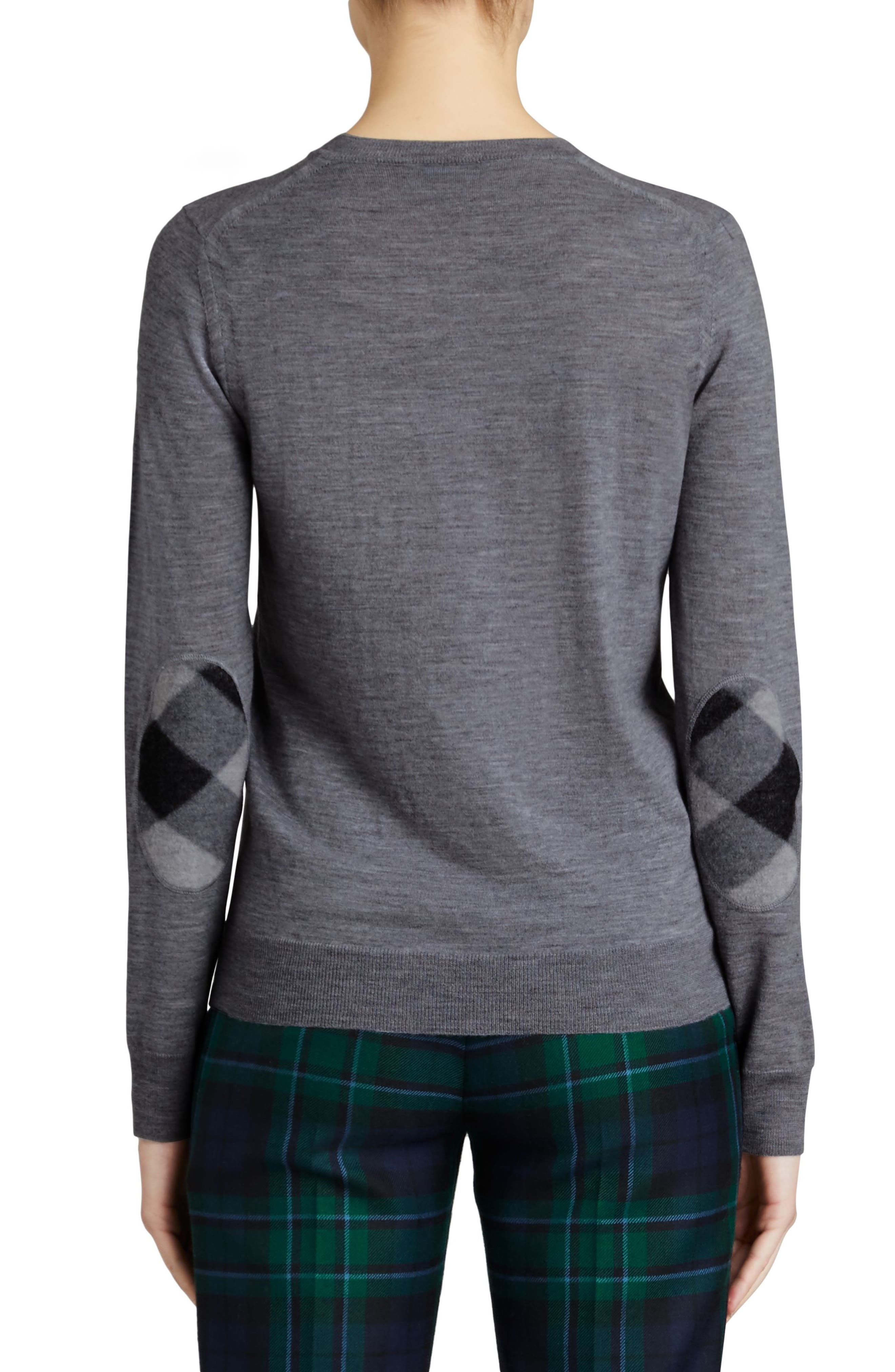Viar Merino Wool Sweater,                             Alternate thumbnail 8, color,