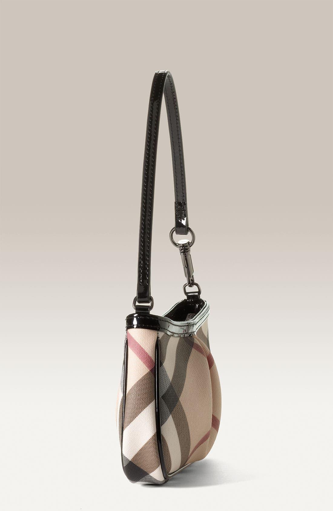 'Nova Check' Mini Shoulder Bag,                             Alternate thumbnail 2, color,                             250