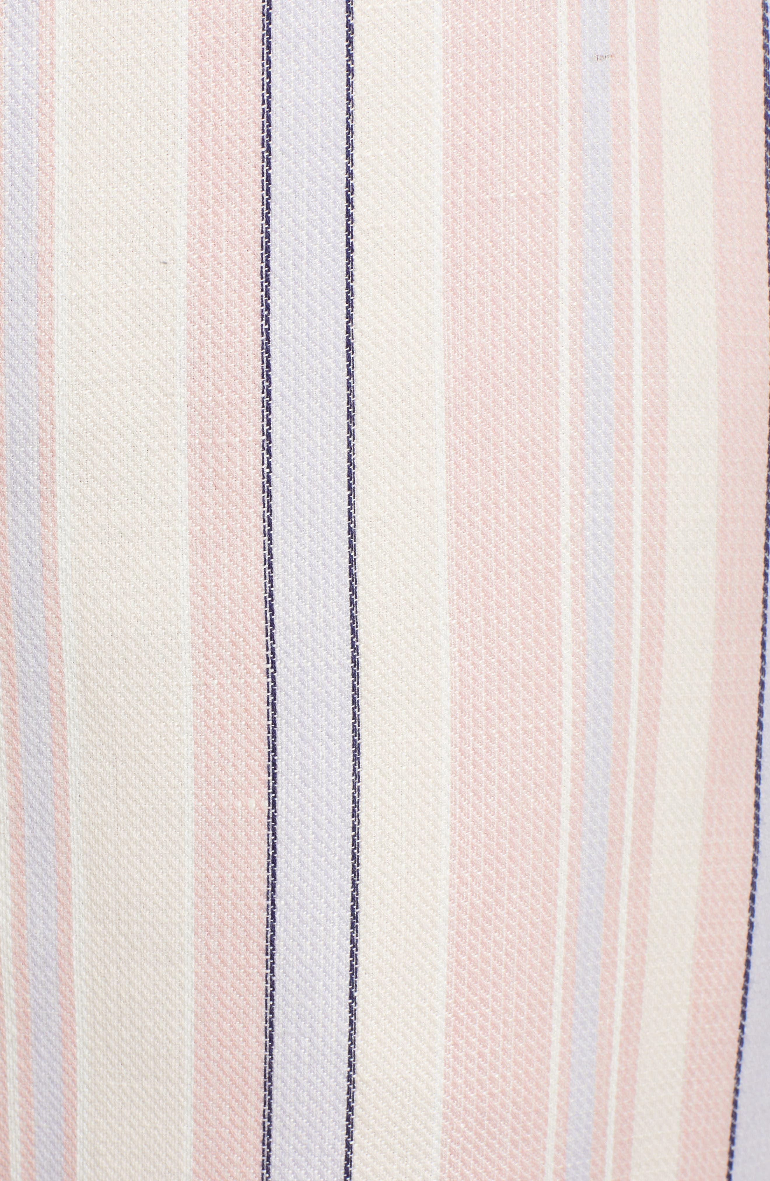 Ginger Stripe Pants,                             Alternate thumbnail 6, color,                             MULTI