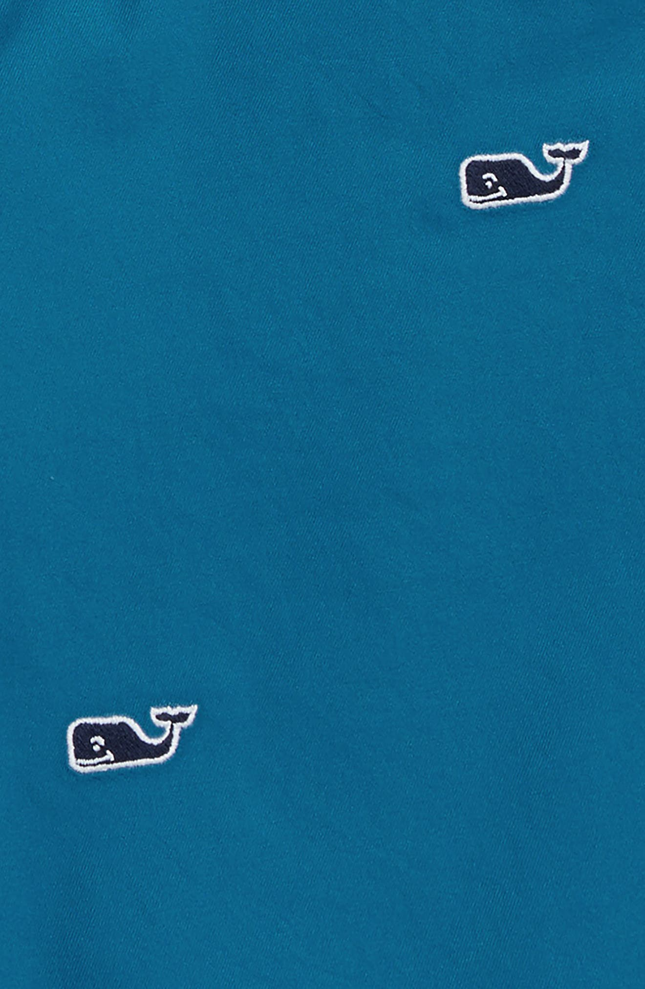 Breaker Whale Embroidered Shorts,                             Alternate thumbnail 2, color,                             401