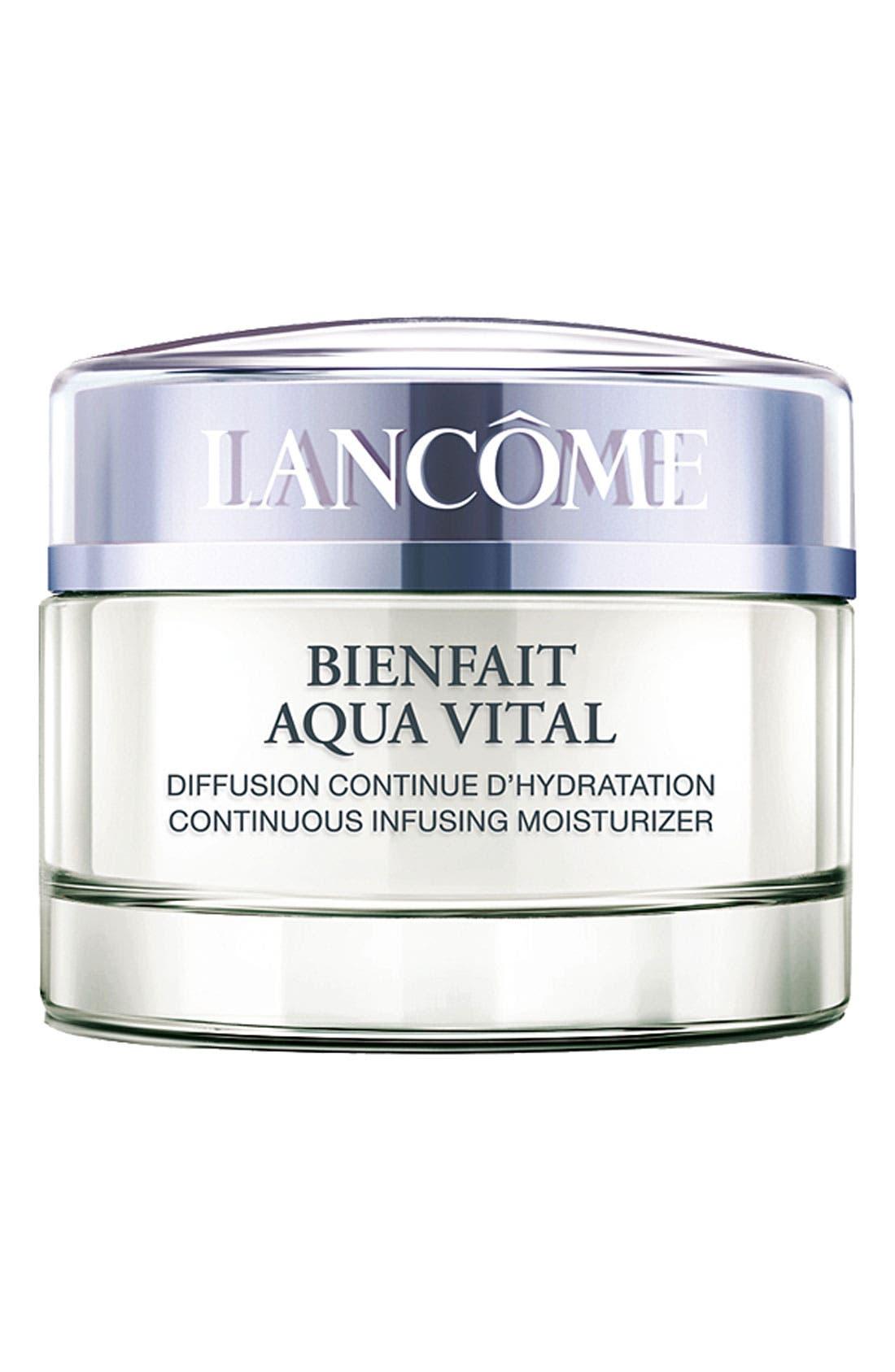 Bienfait Aqua Vital Continuous Infusing Moisturizer Cream,                             Main thumbnail 1, color,                             NO COLOR