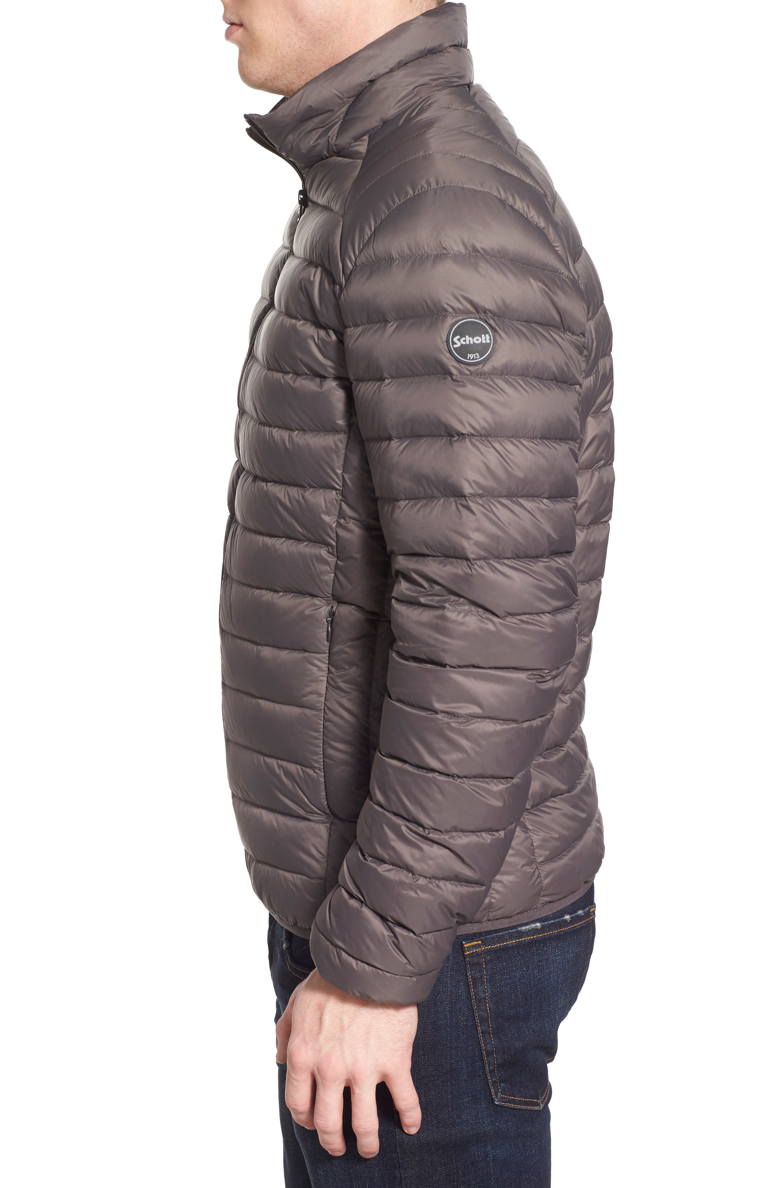 Quilted Down Jacket,                             Alternate thumbnail 22, color,