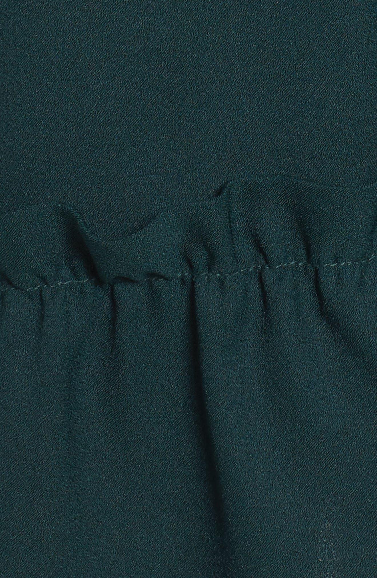 Cold Shoulder Shirtdress,                             Alternate thumbnail 5, color,                             310