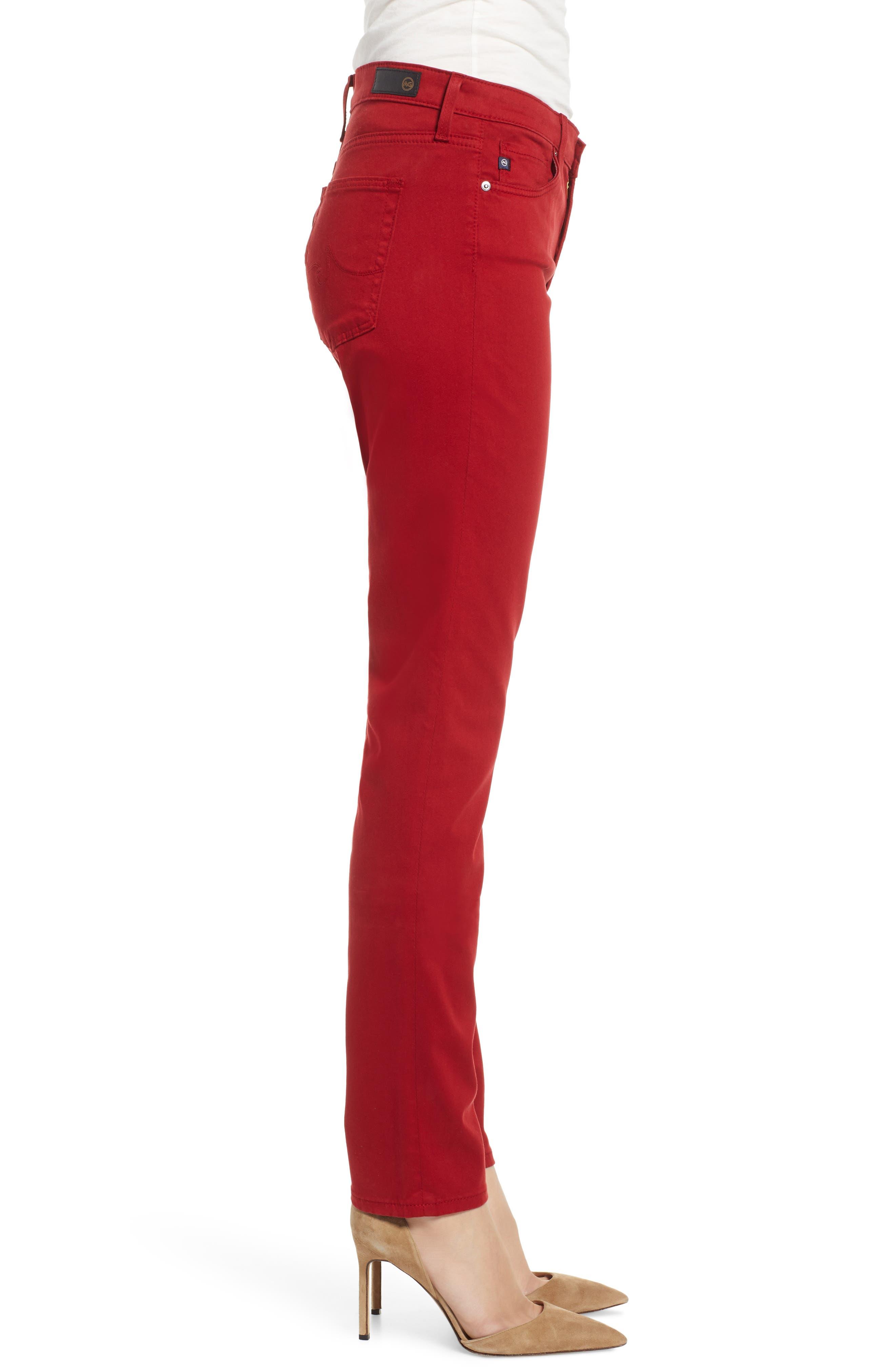 'The Prima' Cigarette Leg Skinny Jeans,                             Alternate thumbnail 53, color,