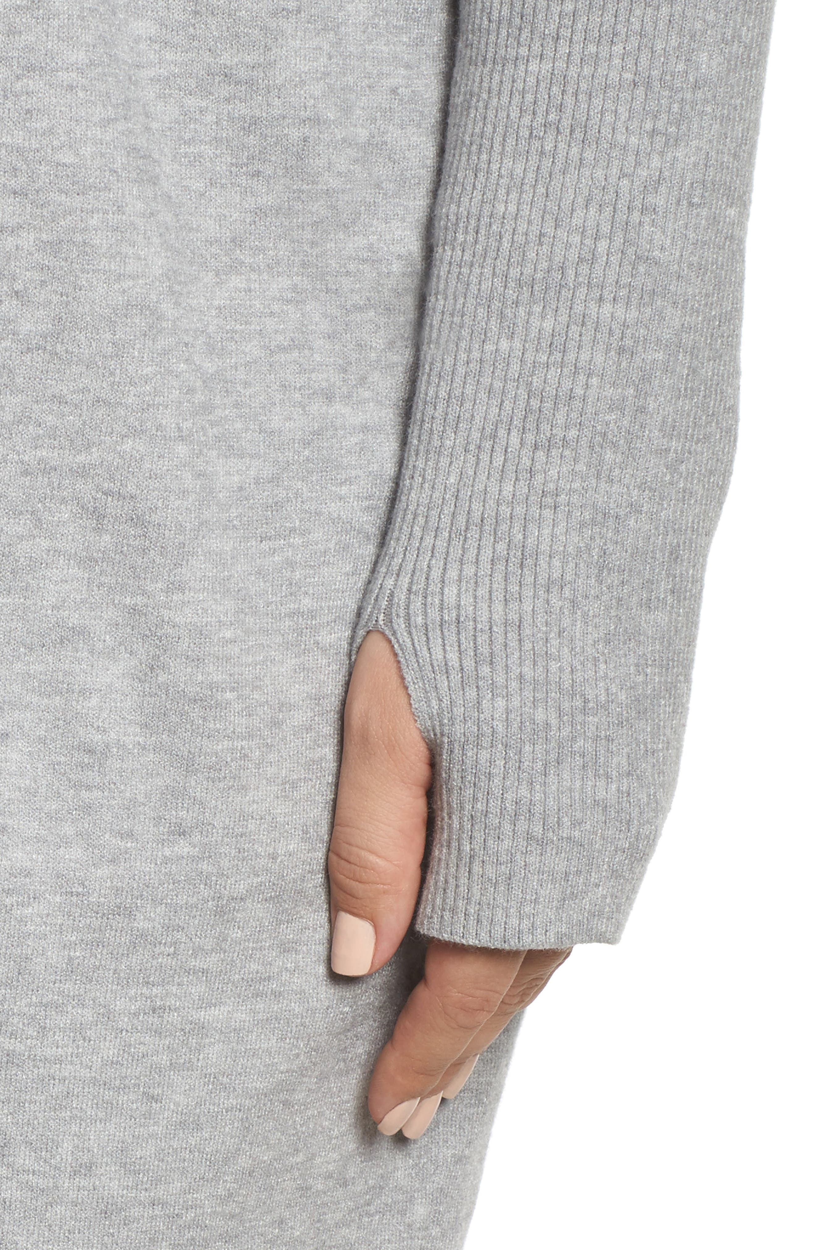 Off-Duty Long Open Front Cardigan,                             Alternate thumbnail 11, color,