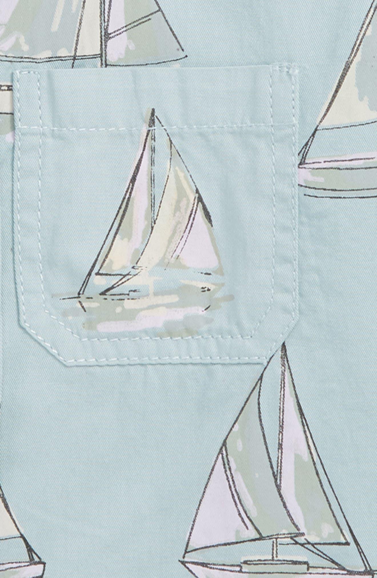Peek Sailboat Shirt,                             Alternate thumbnail 2, color,                             400