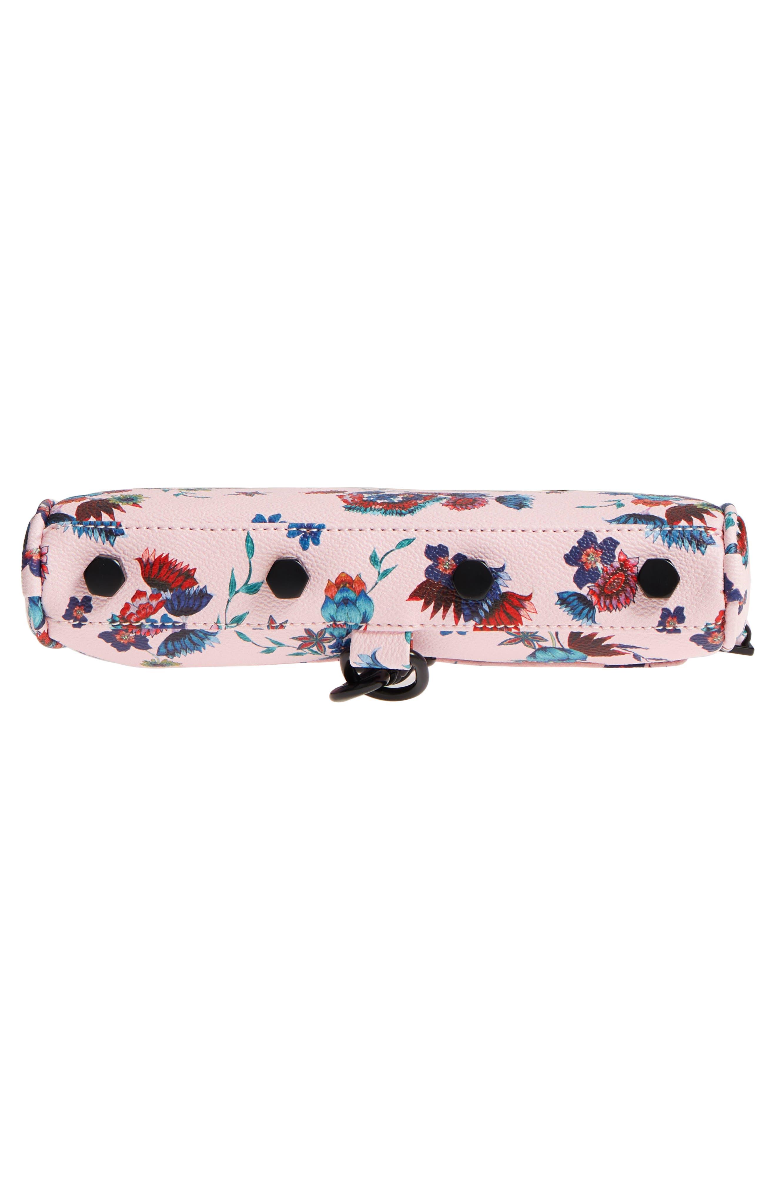 Mini MAC Convertible Crossbody Bag,                             Alternate thumbnail 12, color,