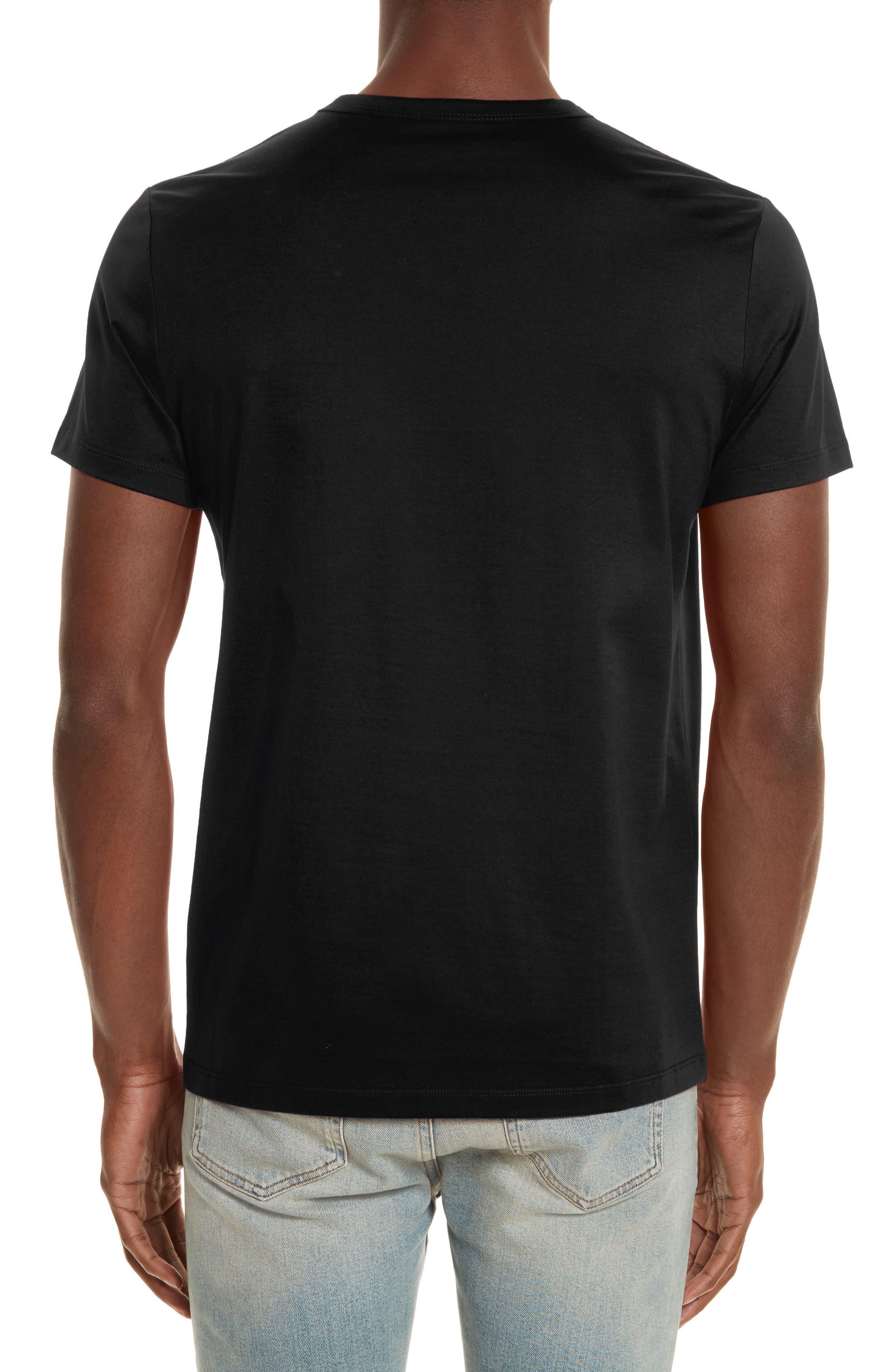 Patch T-Shirt,                             Alternate thumbnail 2, color,                             001