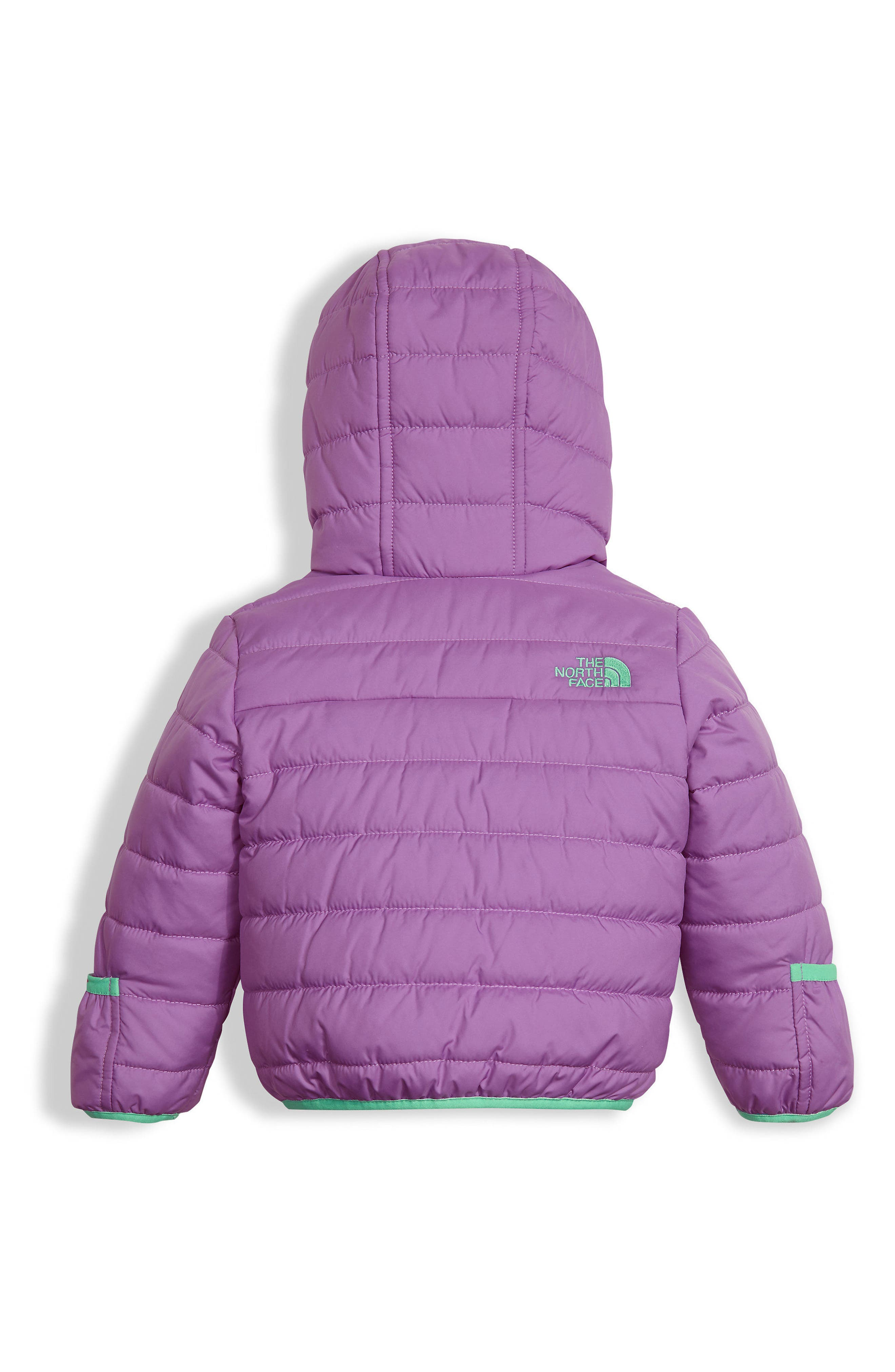 'Perrito' Reversible Water Repellent Hooded Jacket,                             Alternate thumbnail 7, color,