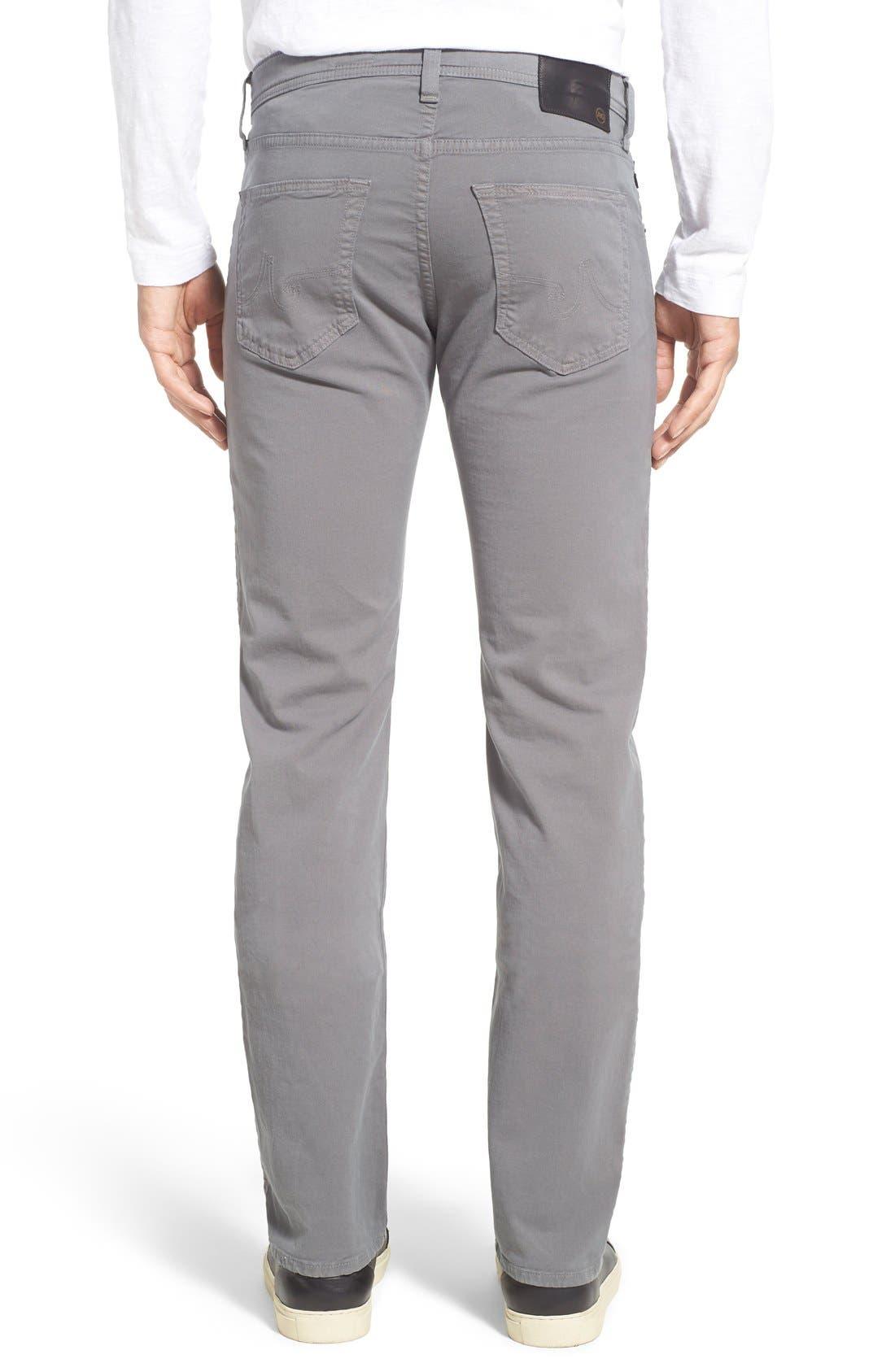 'Matchbox BES' Slim Fit Pants,                             Alternate thumbnail 191, color,