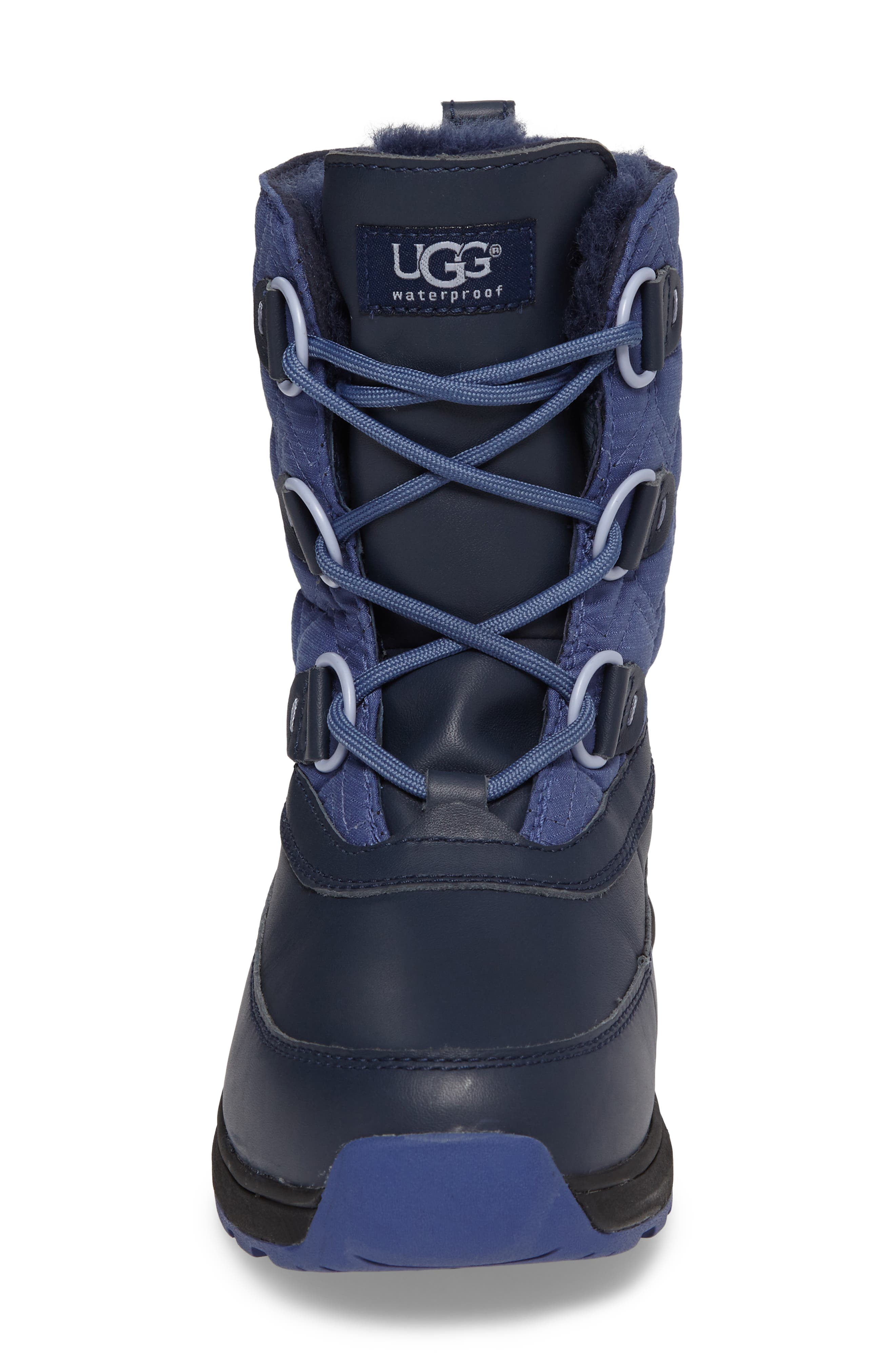 Lachlan Waterproof Insulated Snow Boot,                             Alternate thumbnail 11, color,