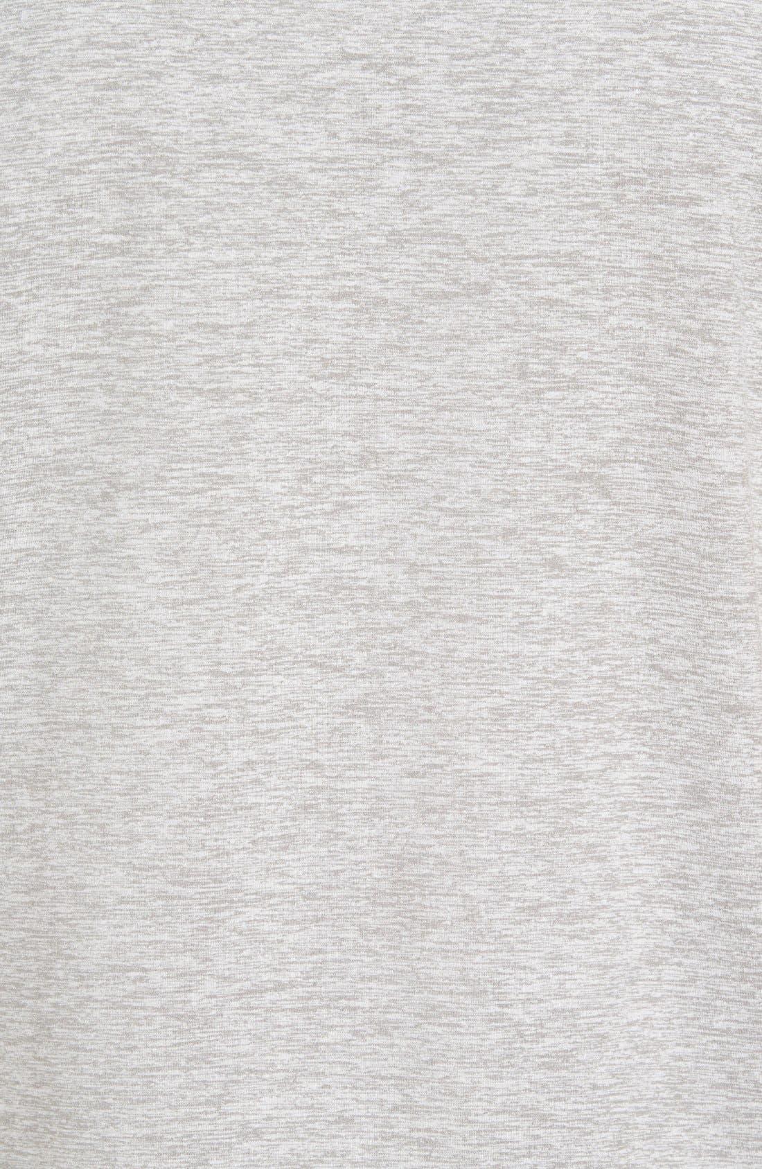 'Cooldown' Moisture Wicking Training T-Shirt,                             Alternate thumbnail 5, color,                             030