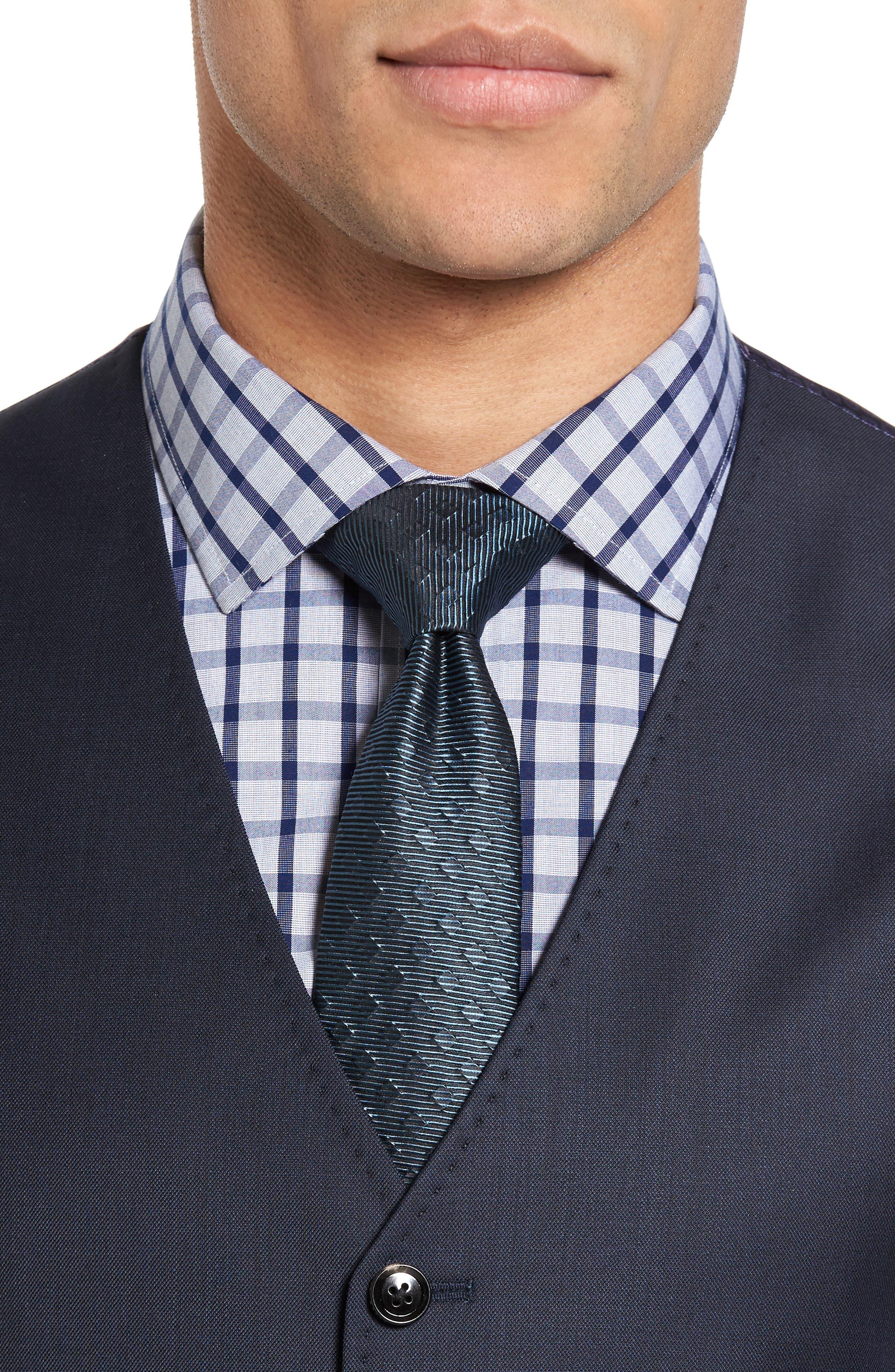 Jones Trim Fit Wool Vest,                             Alternate thumbnail 20, color,