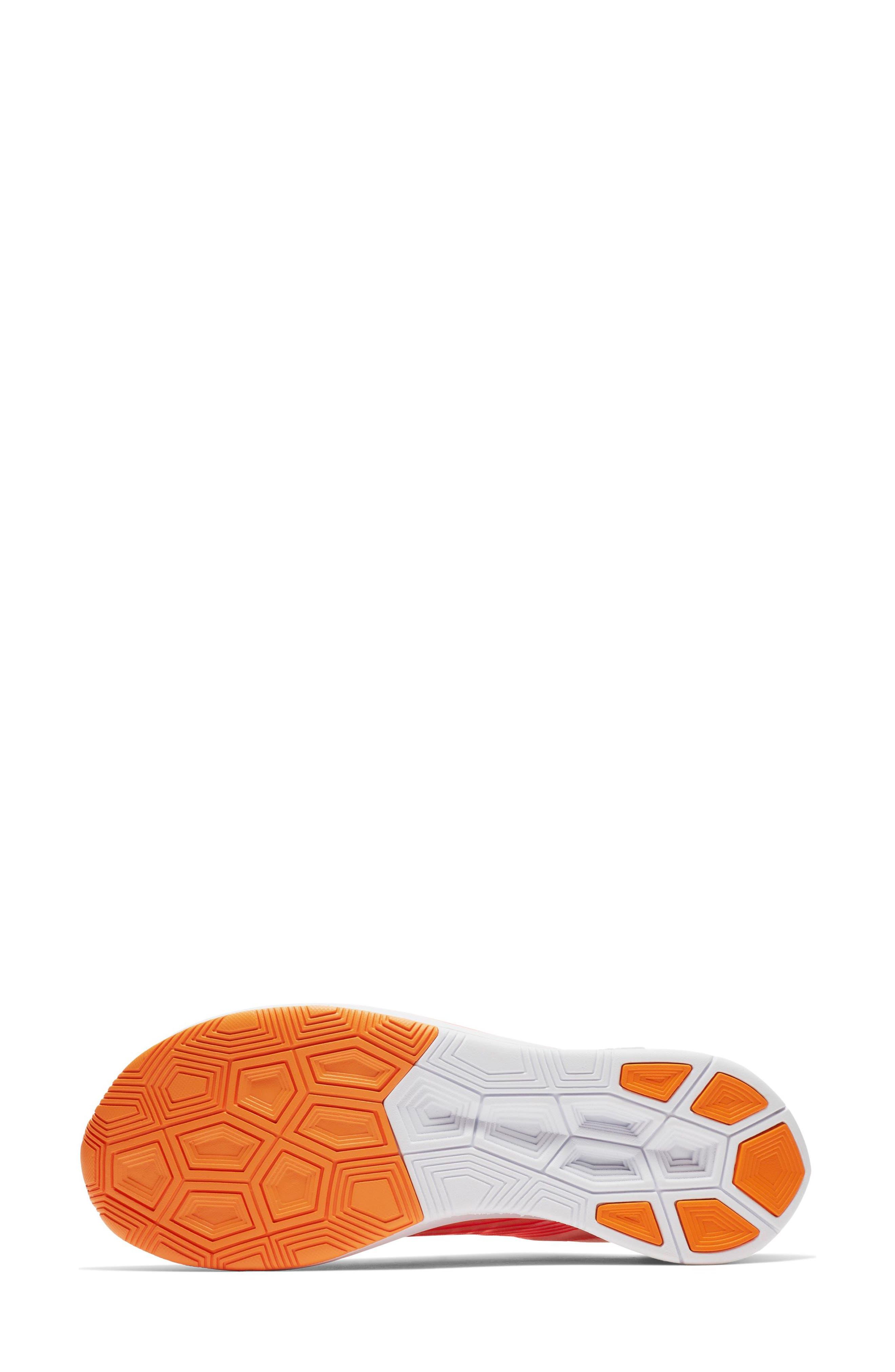 Zoom Fly SP Running Shoe,                             Alternate thumbnail 5, color,                             VARSITY RED/ BLACK/ WHITE