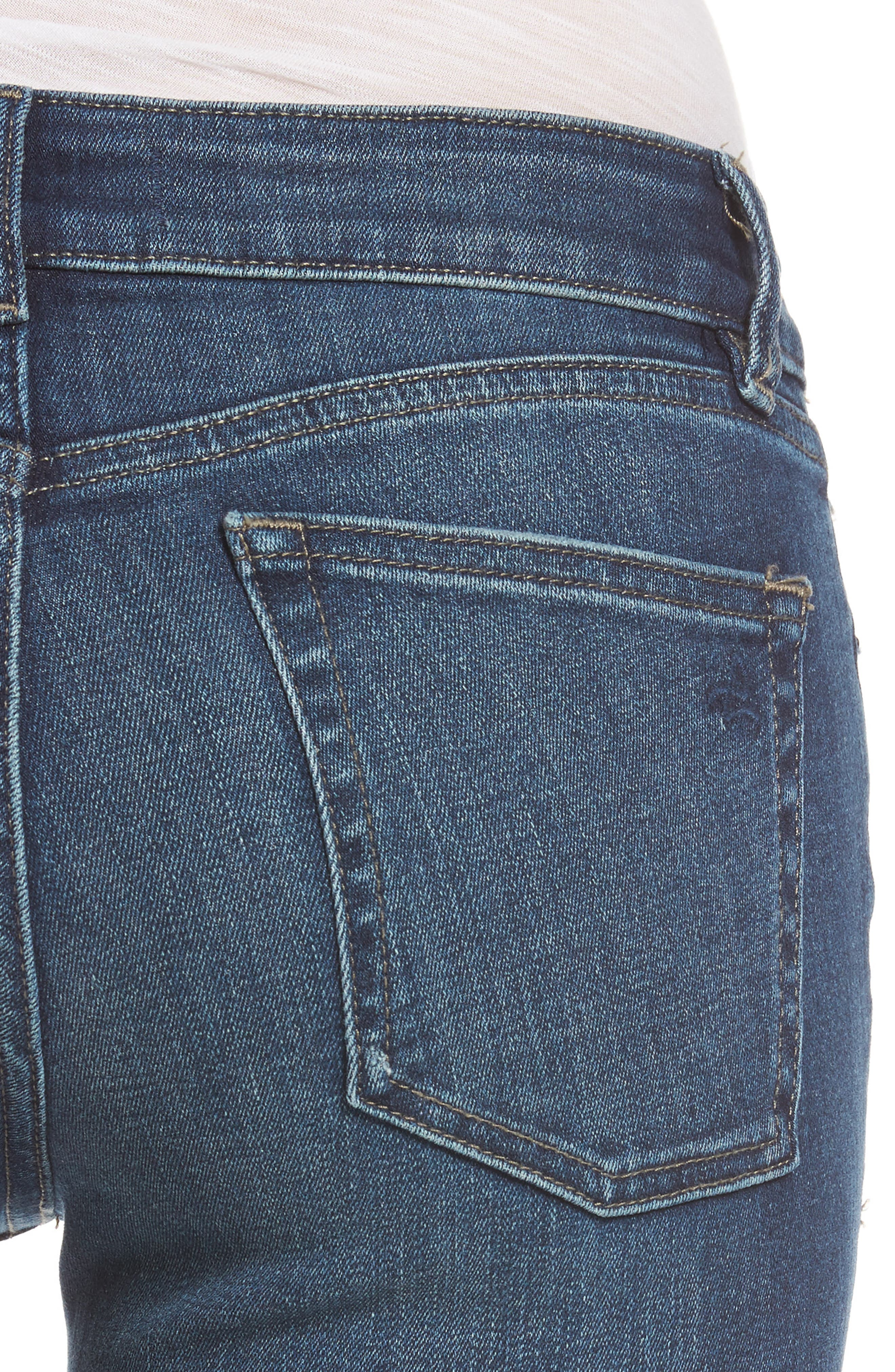 Bridget Bootcut Jeans,                             Alternate thumbnail 4, color,                             425
