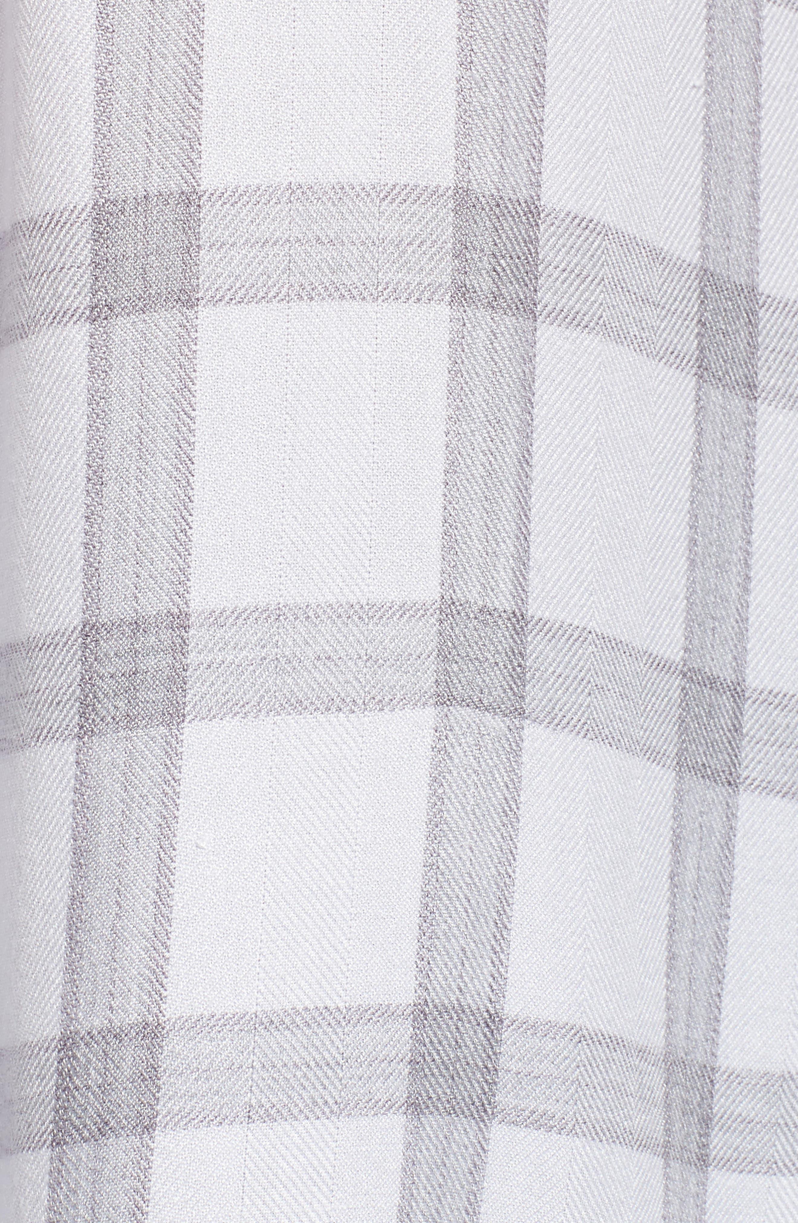 Hunter Plaid Shirt,                             Alternate thumbnail 649, color,