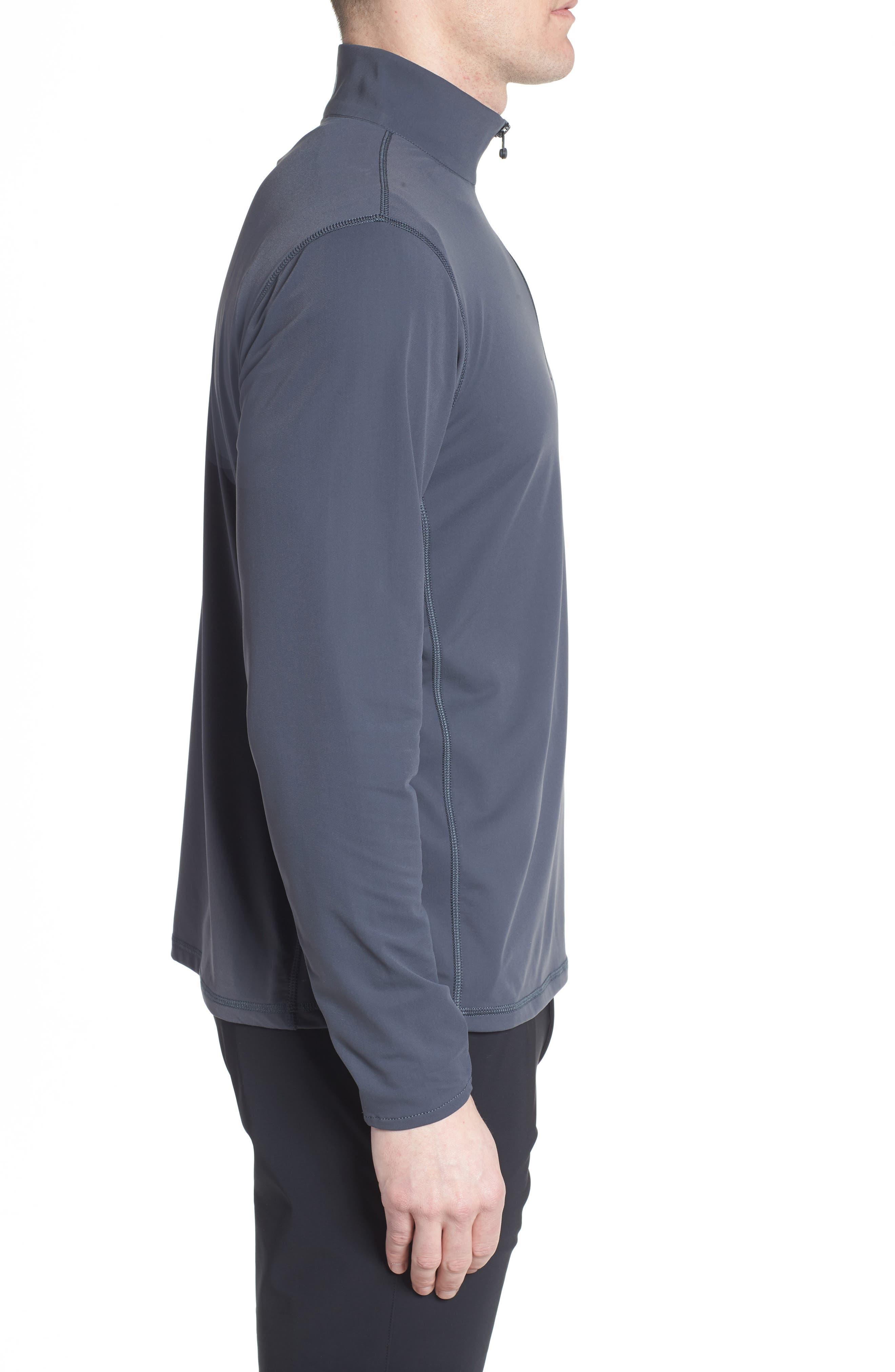 GREYSON,                             Tate Quarter Zip Pullover,                             Alternate thumbnail 3, color,                             020