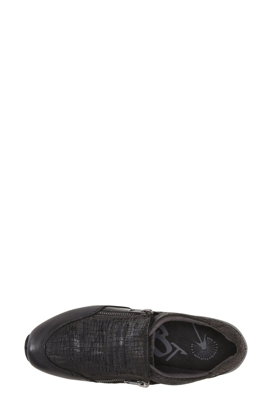 'Sewell' Sneaker,                             Alternate thumbnail 3, color,                             001