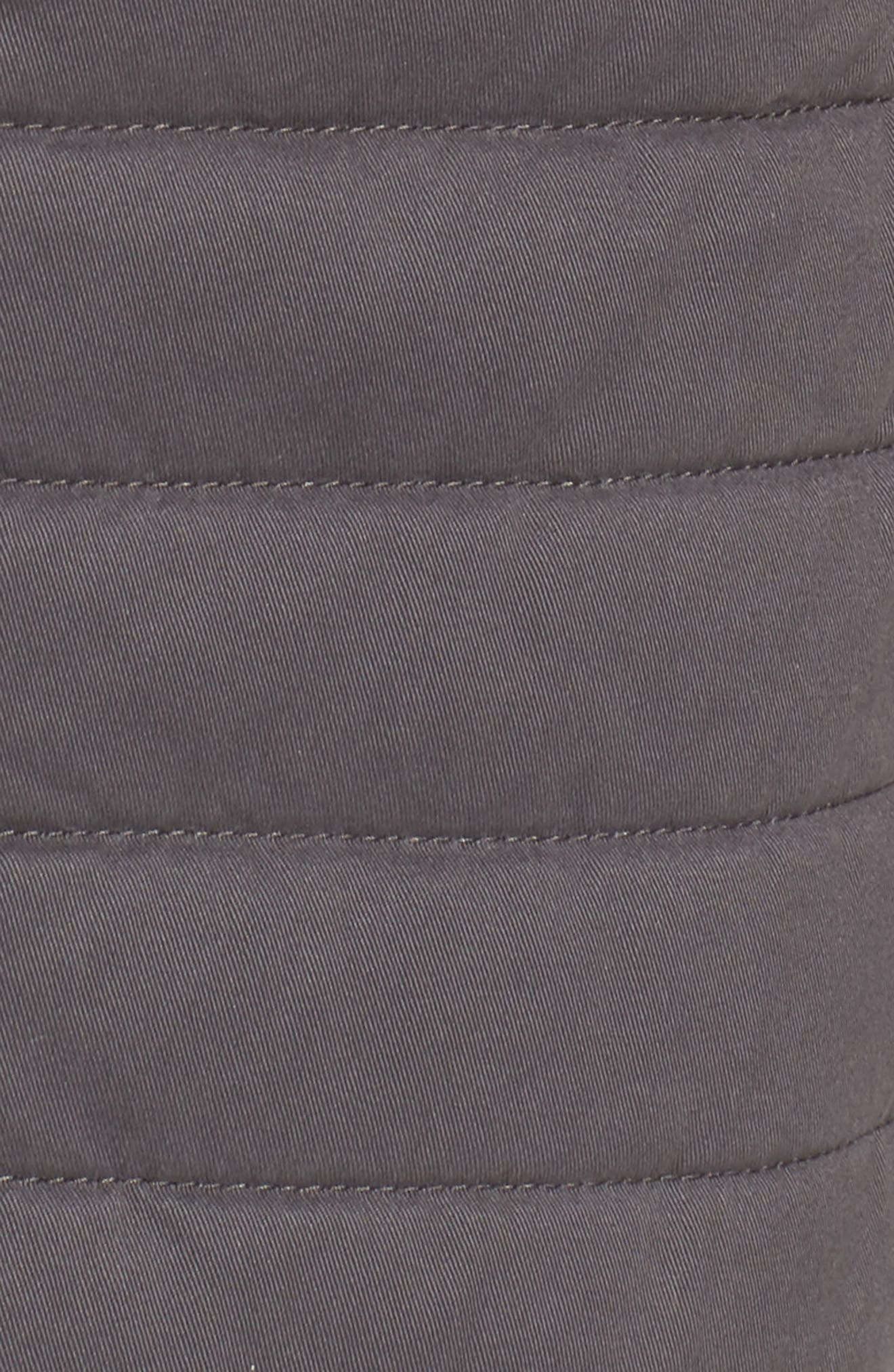Quilted Twill Vest,                             Alternate thumbnail 6, color,                             021