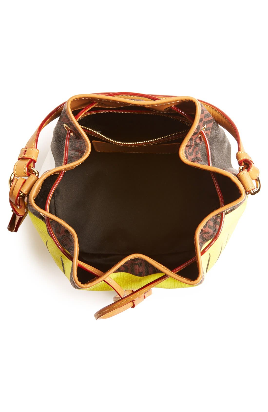 'LooneyTunes - Tweety& Sylvester' Bucket Bag,                             Alternate thumbnail 5, color,                             200