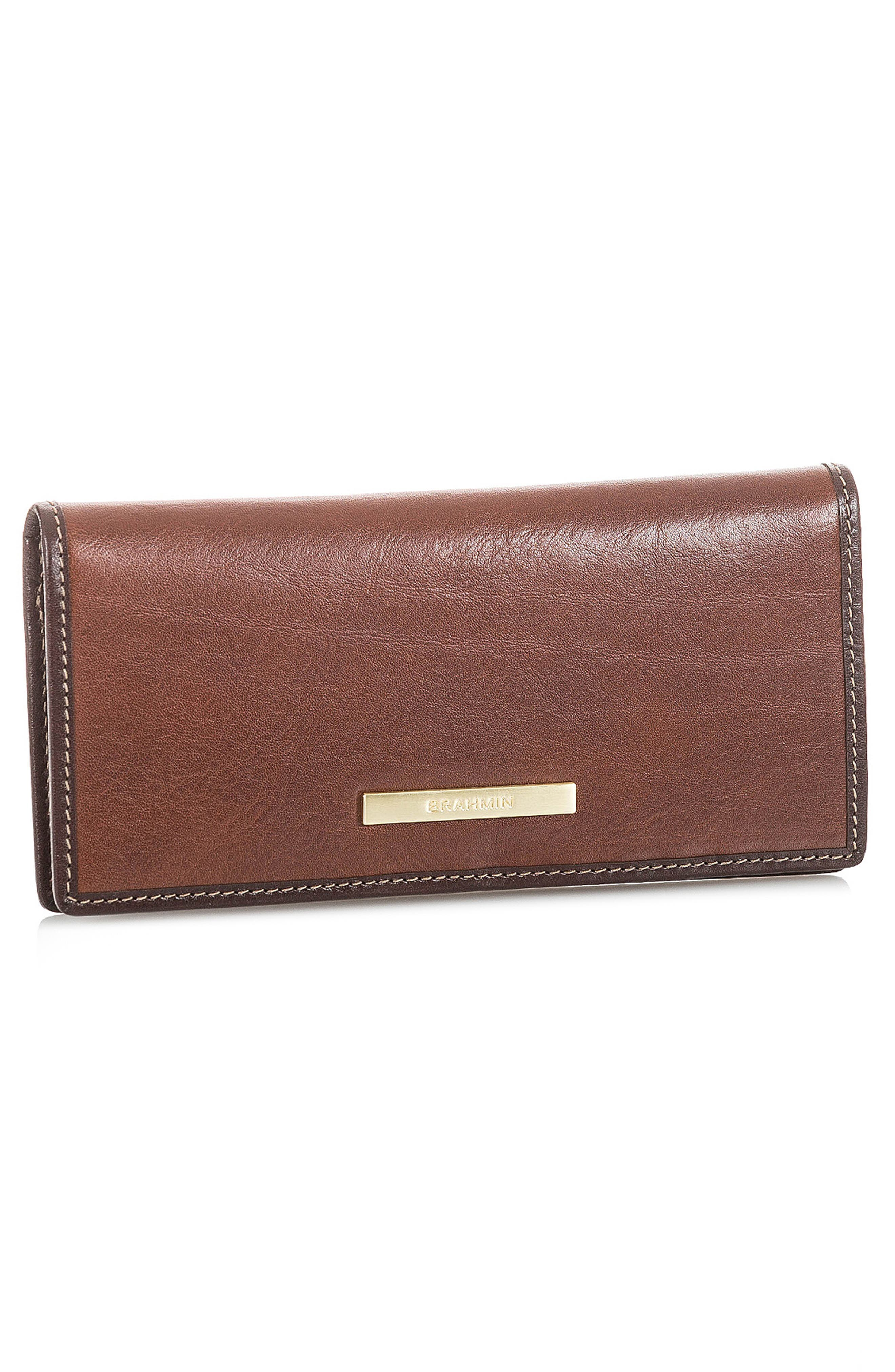 Ady Leather Wallet,                             Alternate thumbnail 4, color,                             200