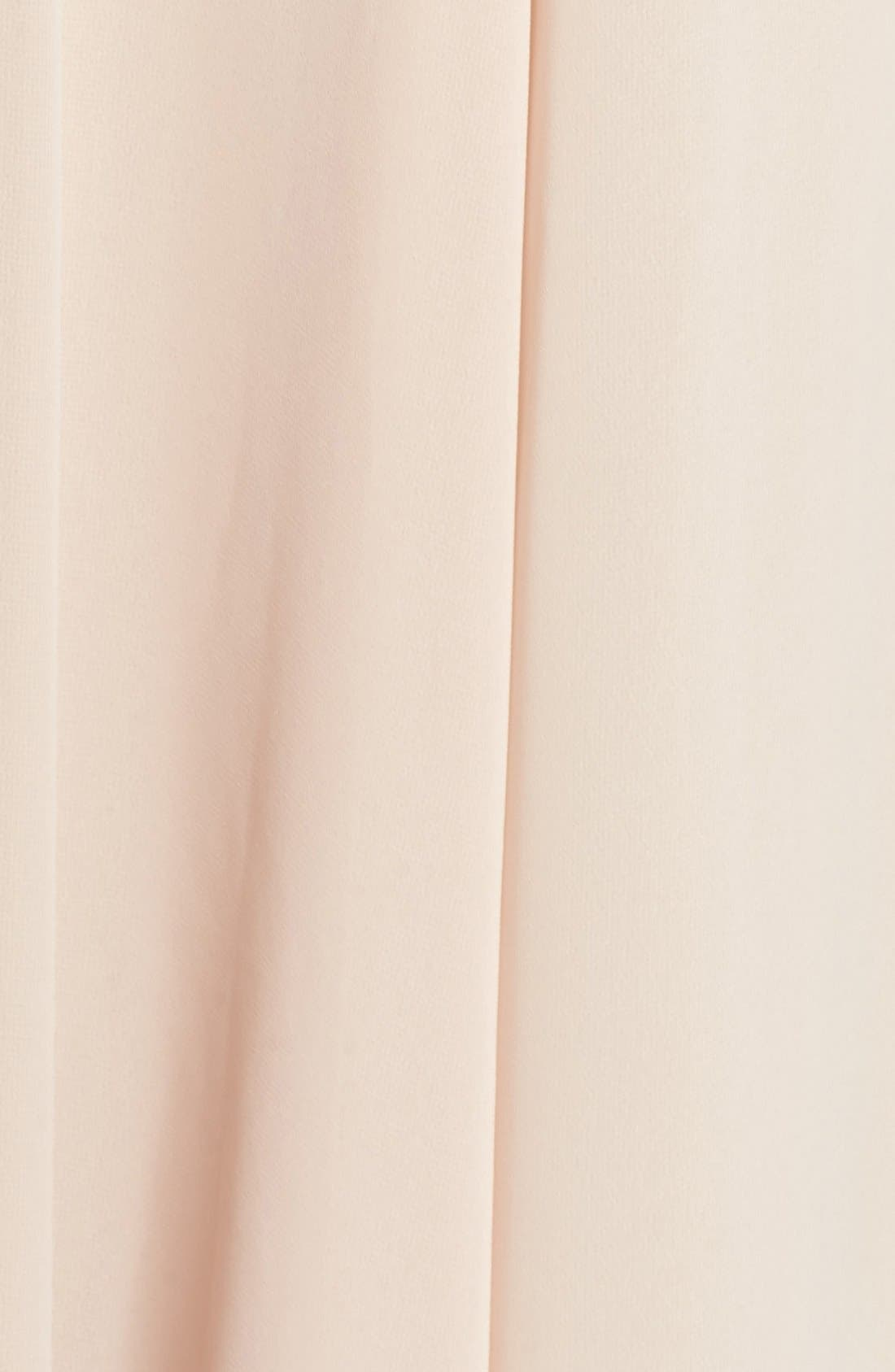 'Justine' Double V-Neck Chiffon Gown,                             Alternate thumbnail 2, color,                             220