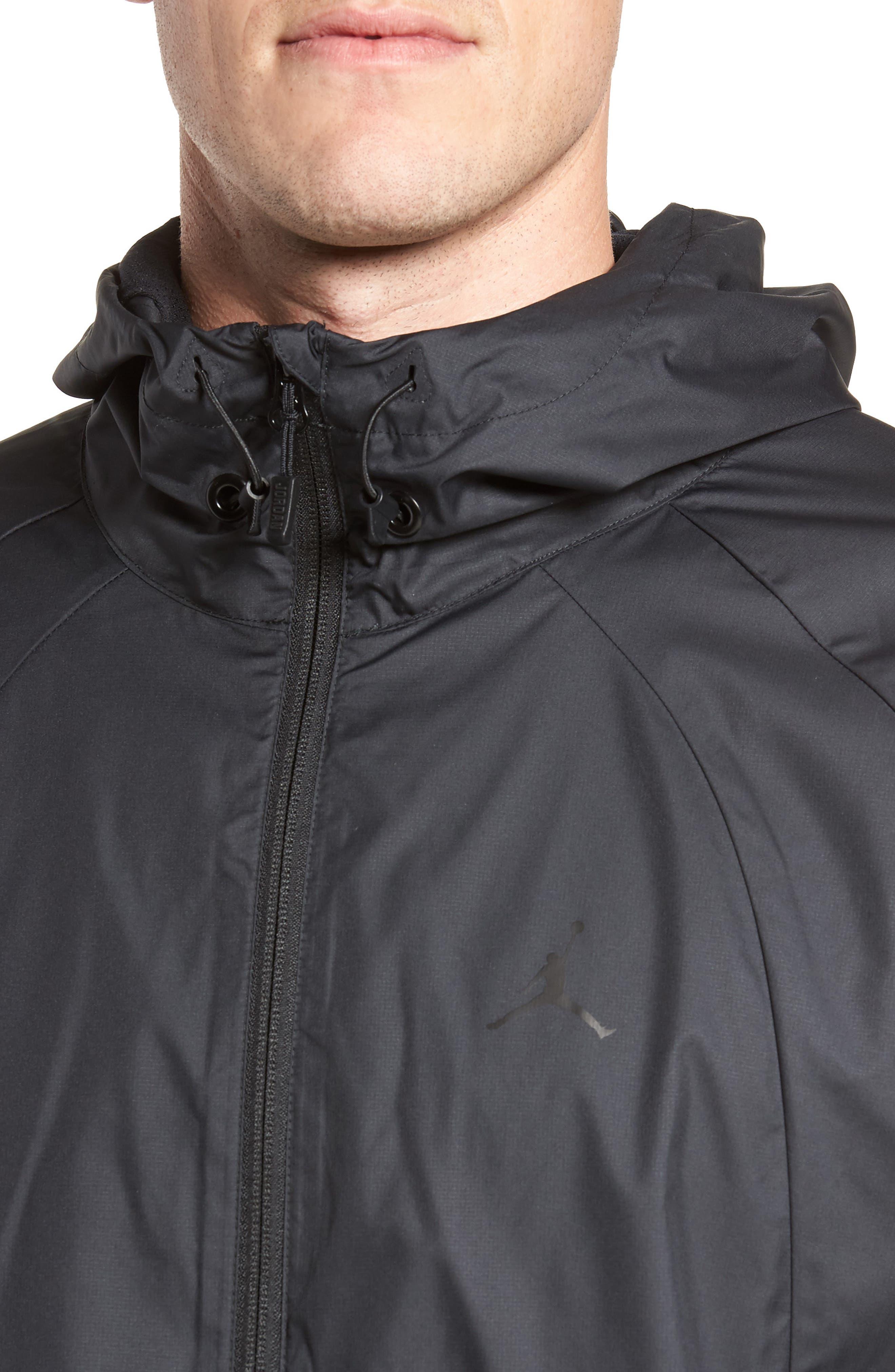 Sportswear Wings Windbreaker Jacket,                             Alternate thumbnail 4, color,                             010