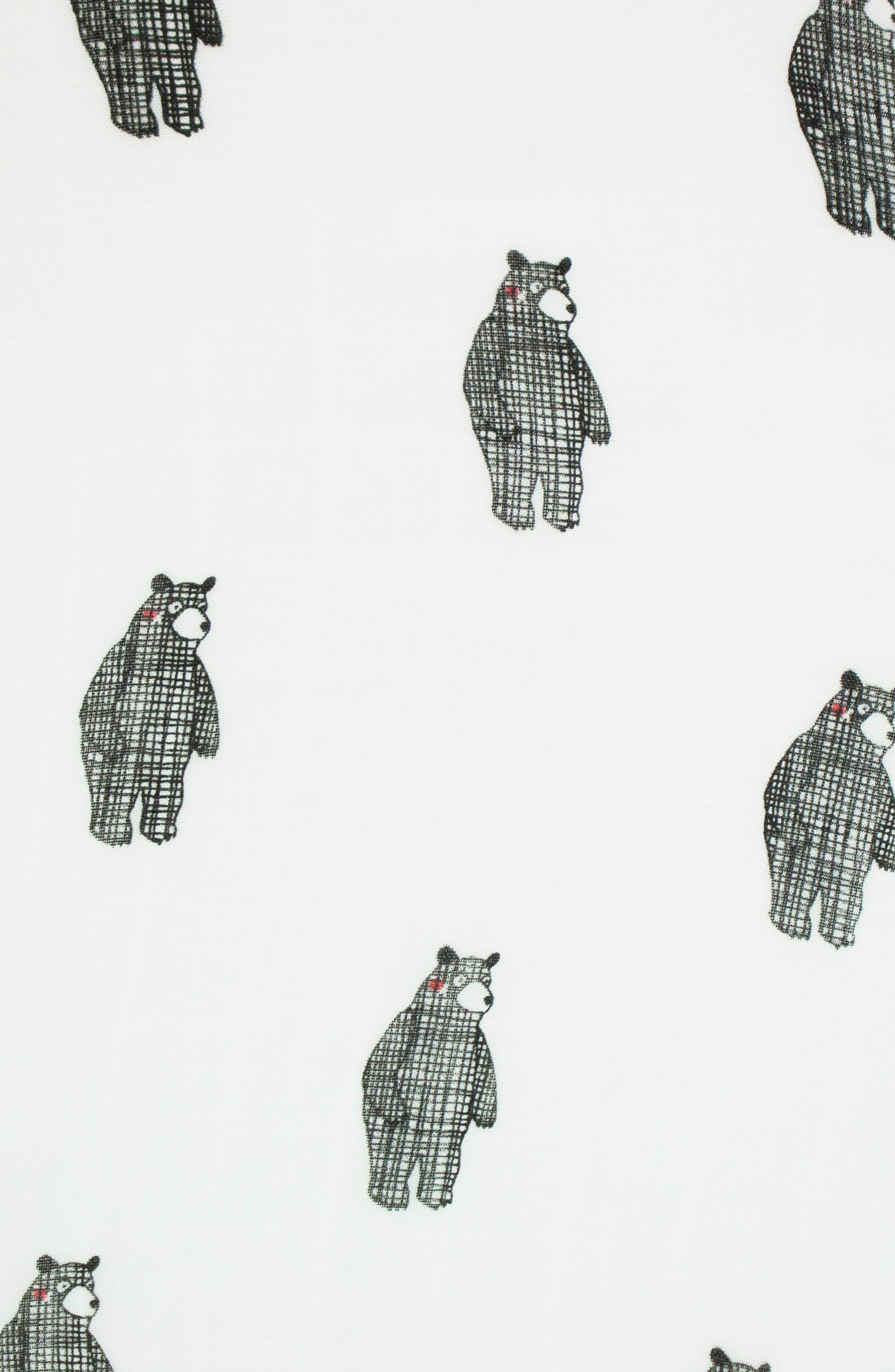 2-Pack Cuddle Blankets,                             Alternate thumbnail 4, color,                             BIG BEAR/ MONO BIRDS