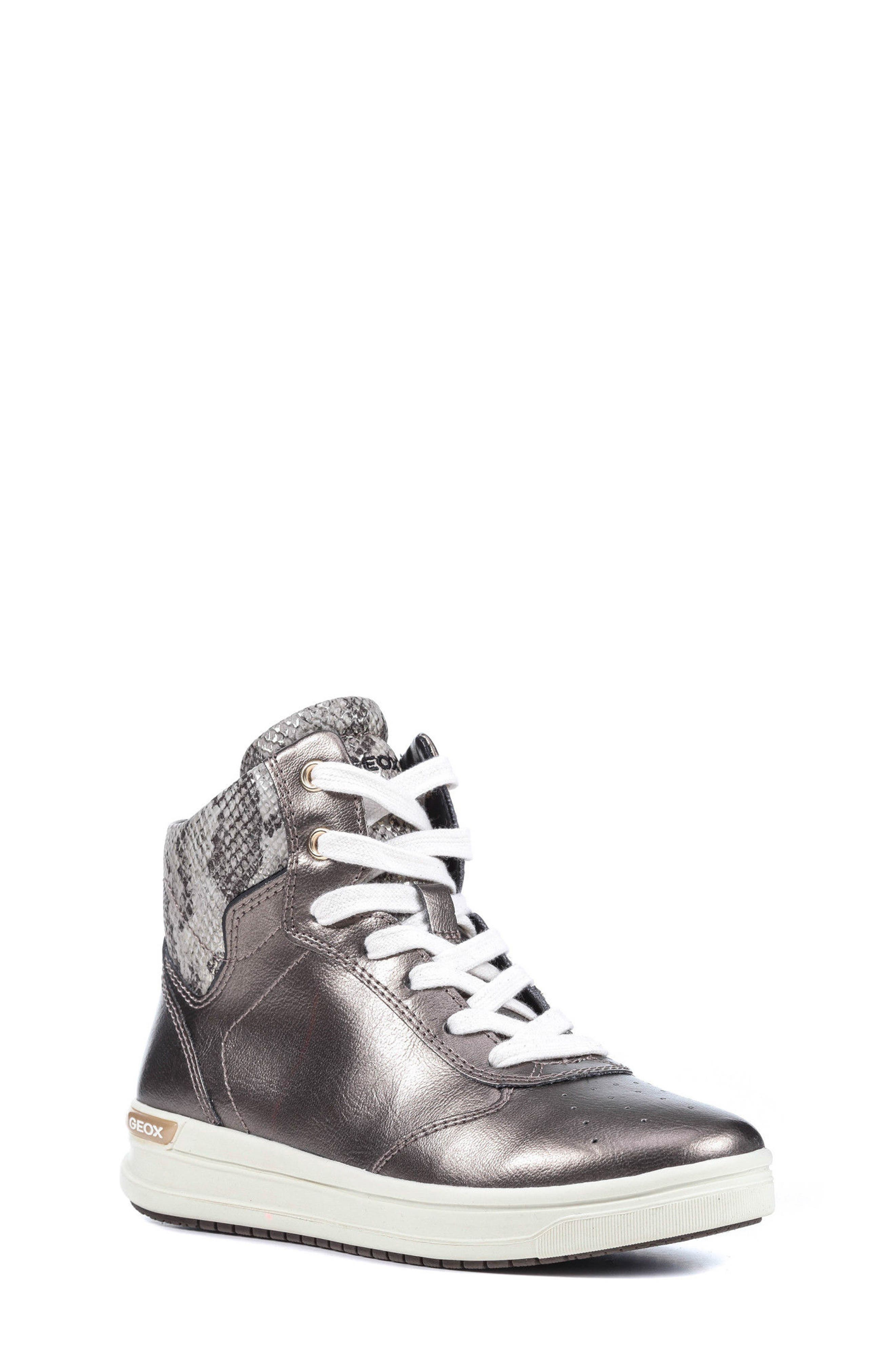 Cave Up Girl High Top Sneaker,                             Main thumbnail 2, color,