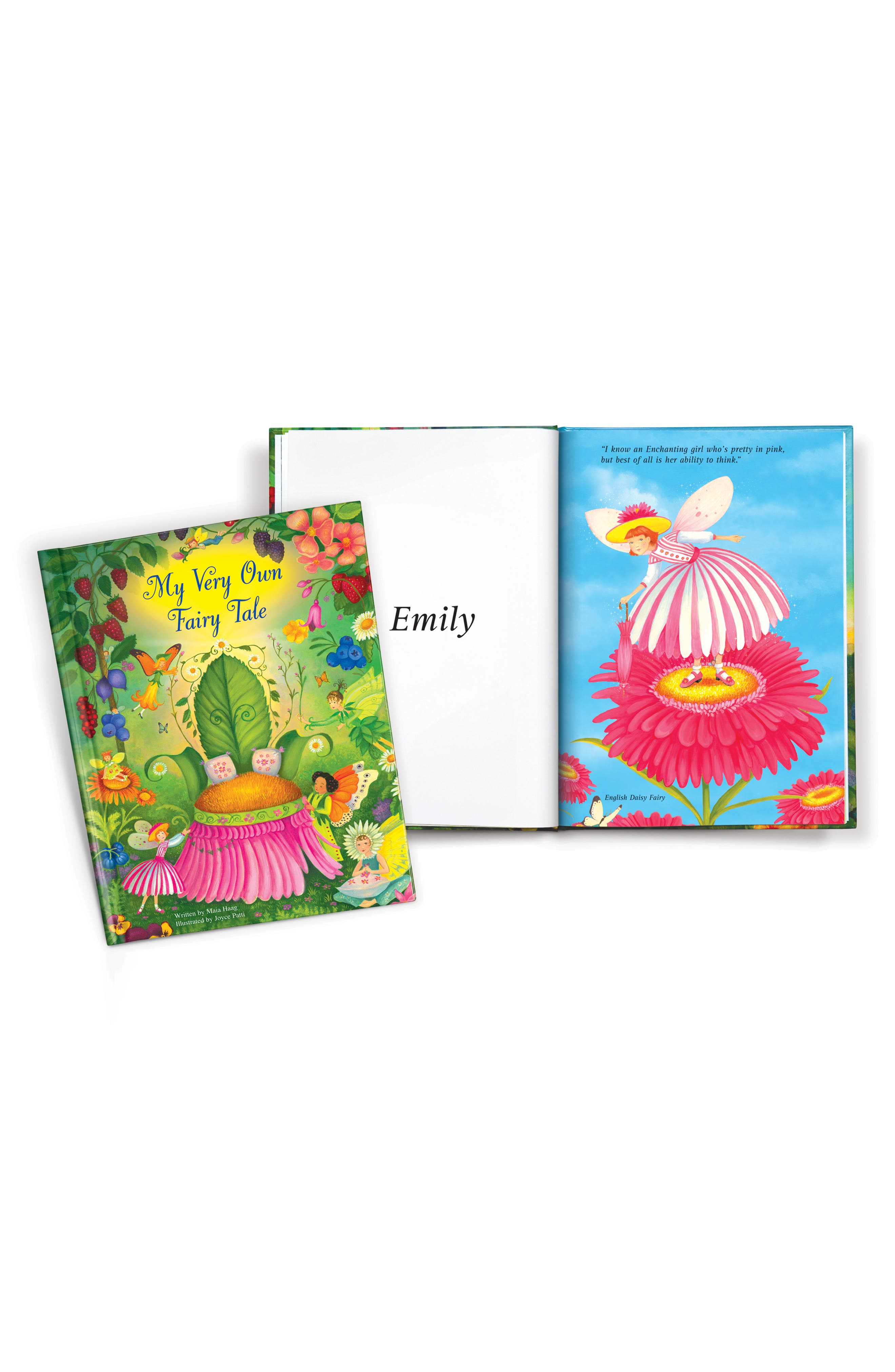 'My Very Own Fairy Tale' Personalized Book,                             Alternate thumbnail 6, color,                             NONE
