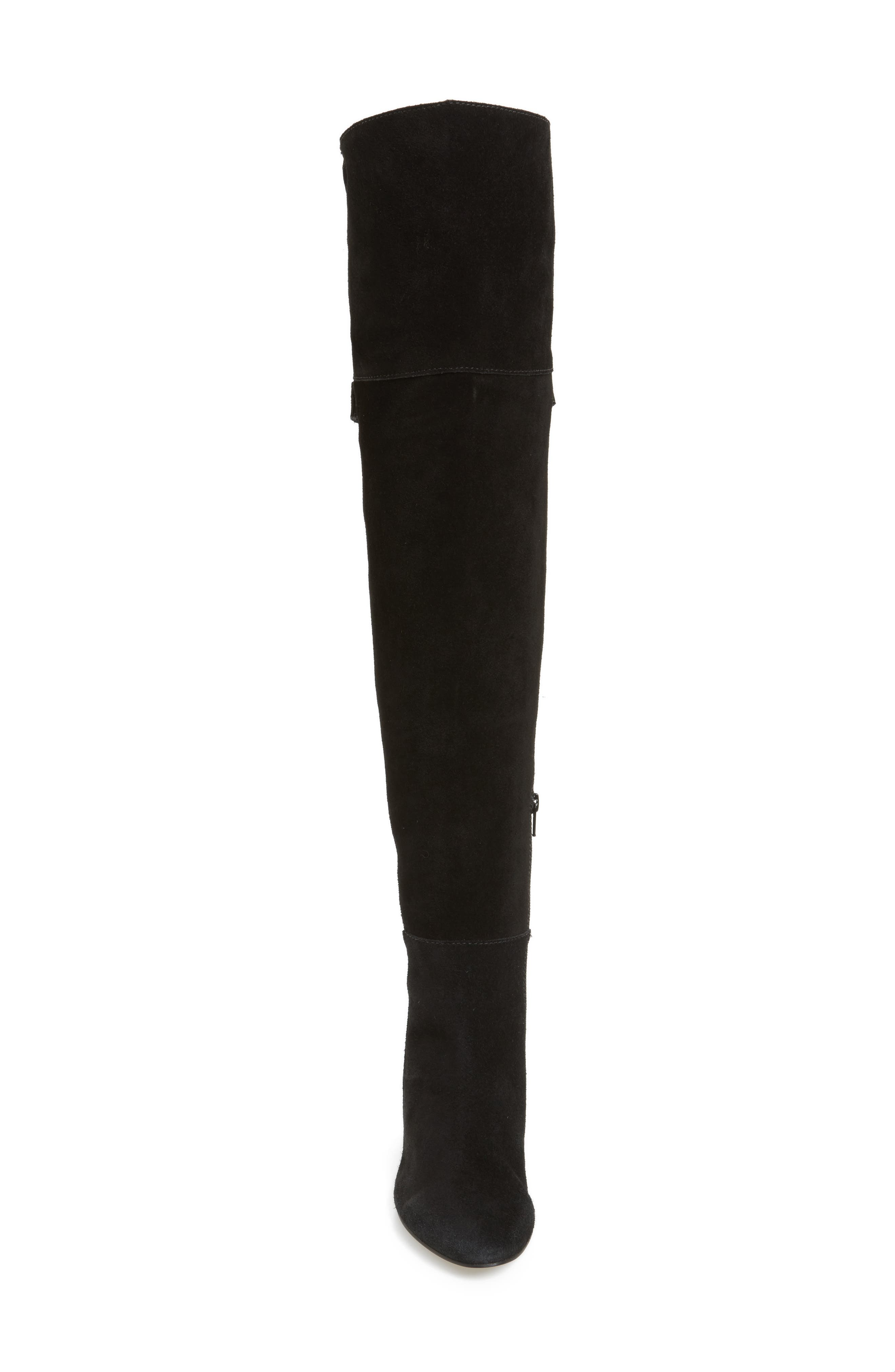 Matisse x Amuse Society Ashley Over the Knee Boot,                             Alternate thumbnail 3, color,                             017