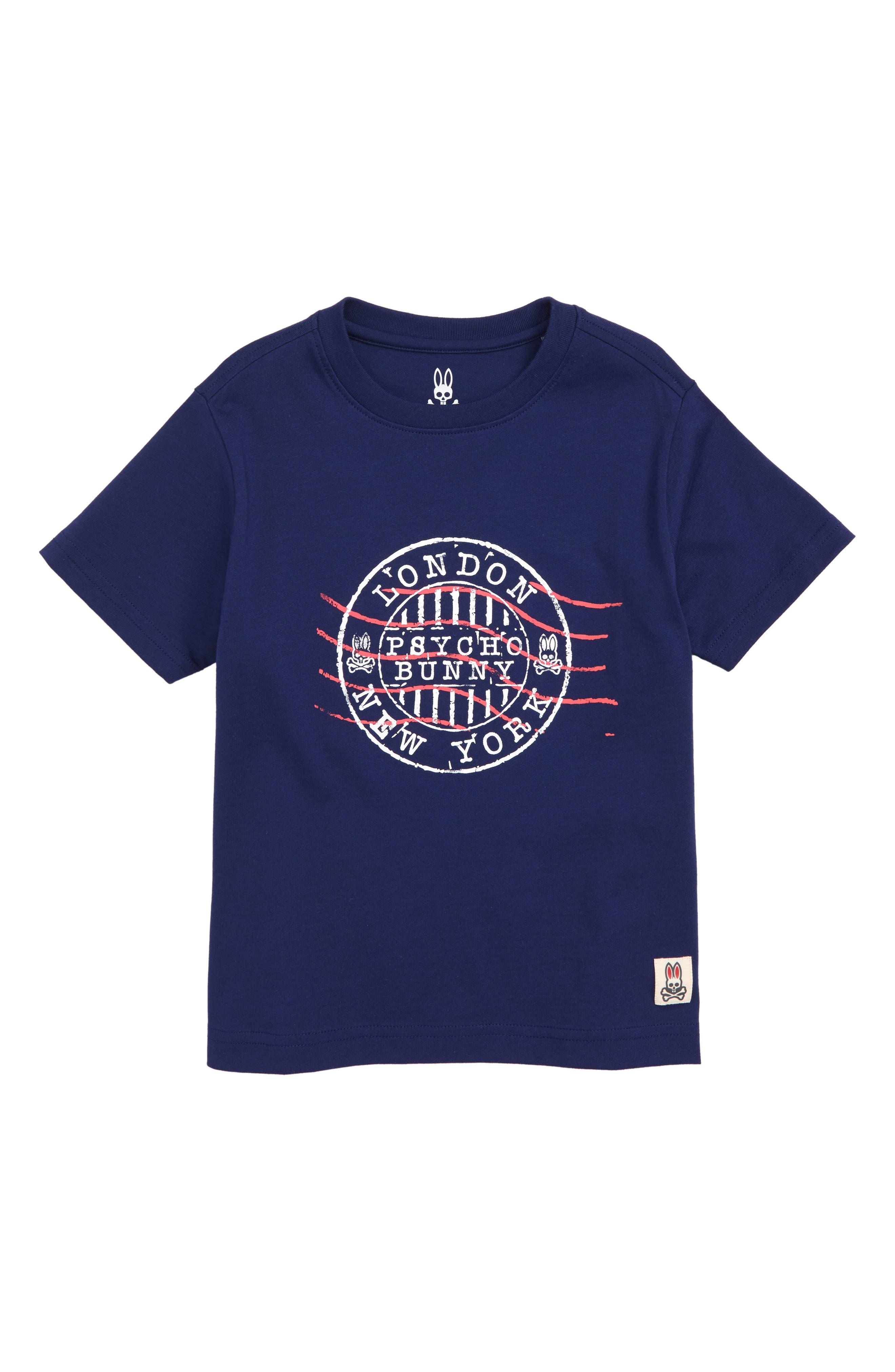 Ashton Graphic T-Shirt,                             Main thumbnail 1, color,                             BLUE PRINT