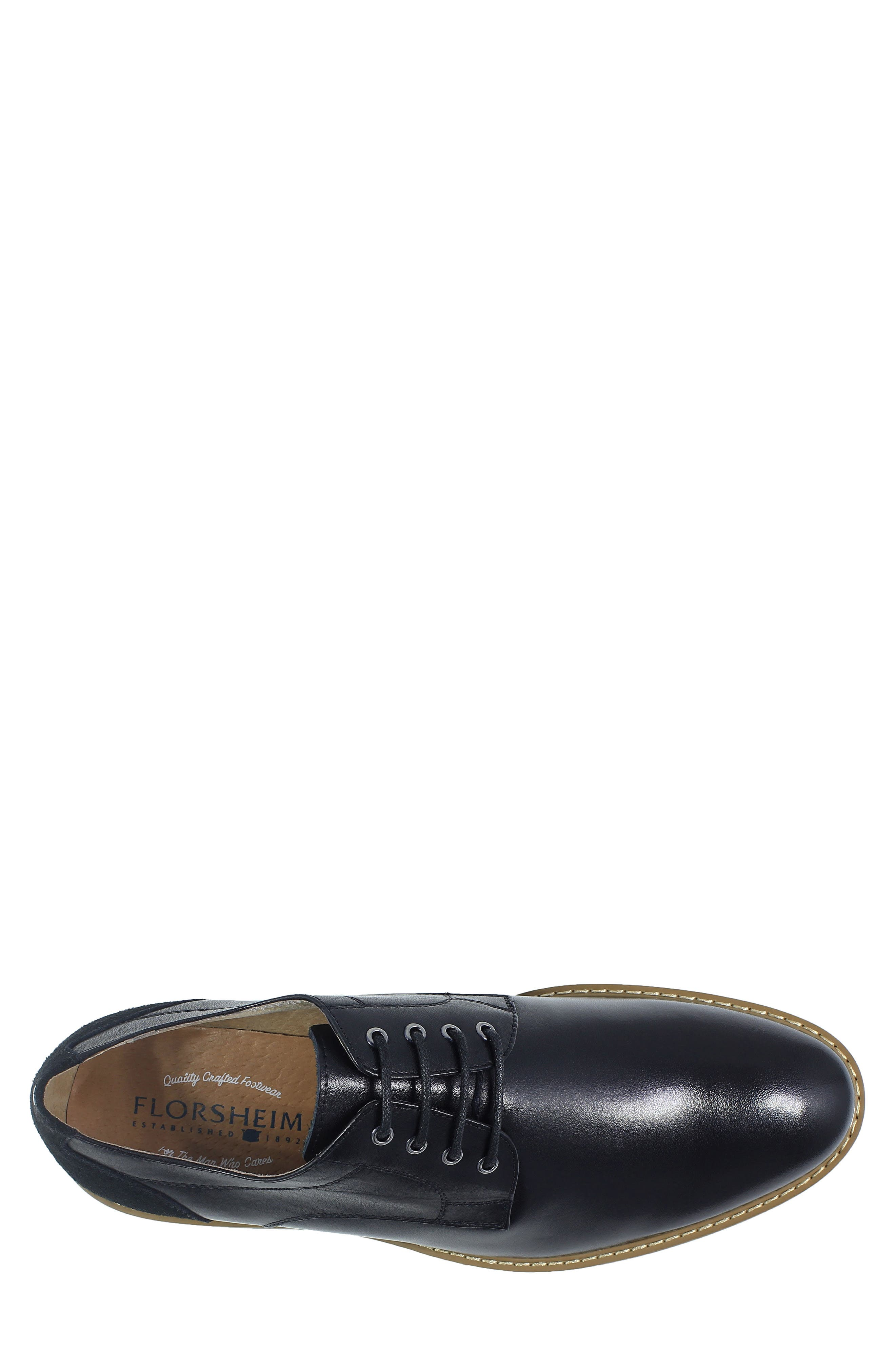 Union Buck Shoe,                             Alternate thumbnail 5, color,                             001