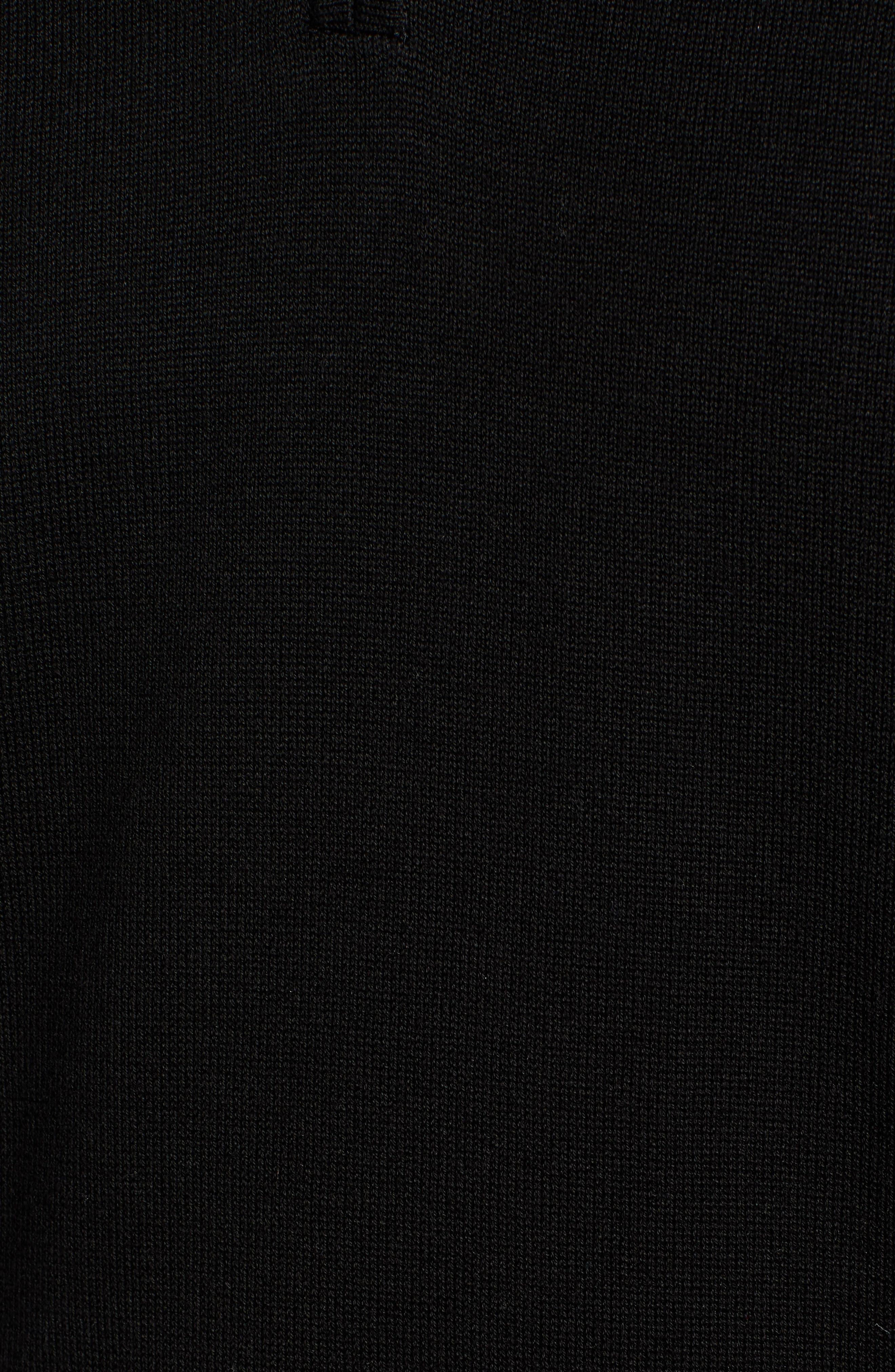 Quarter Zip Pullover,                             Alternate thumbnail 5, color,                             010
