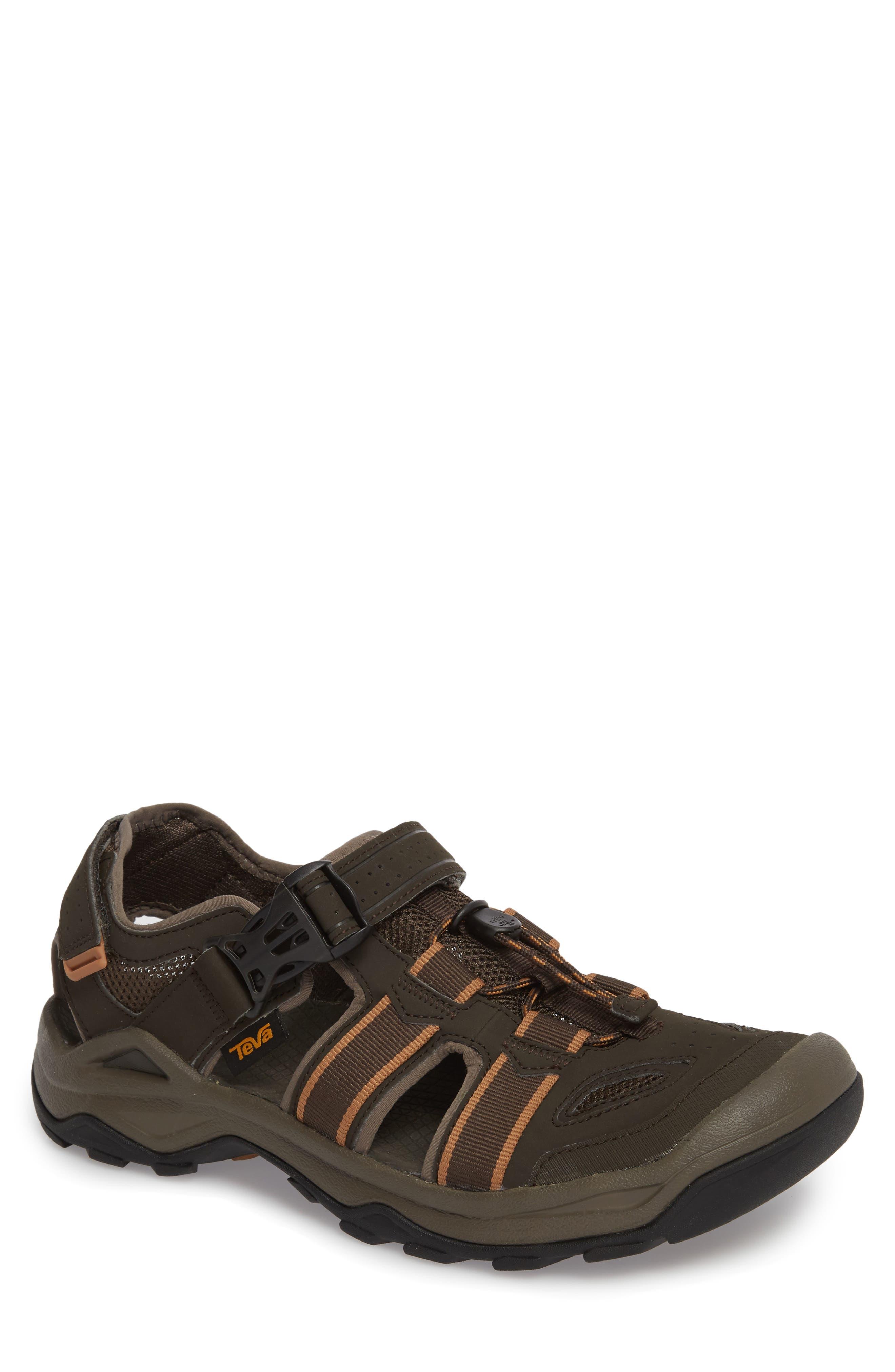 Teva Omnium 2 Hiking Sandal, Black