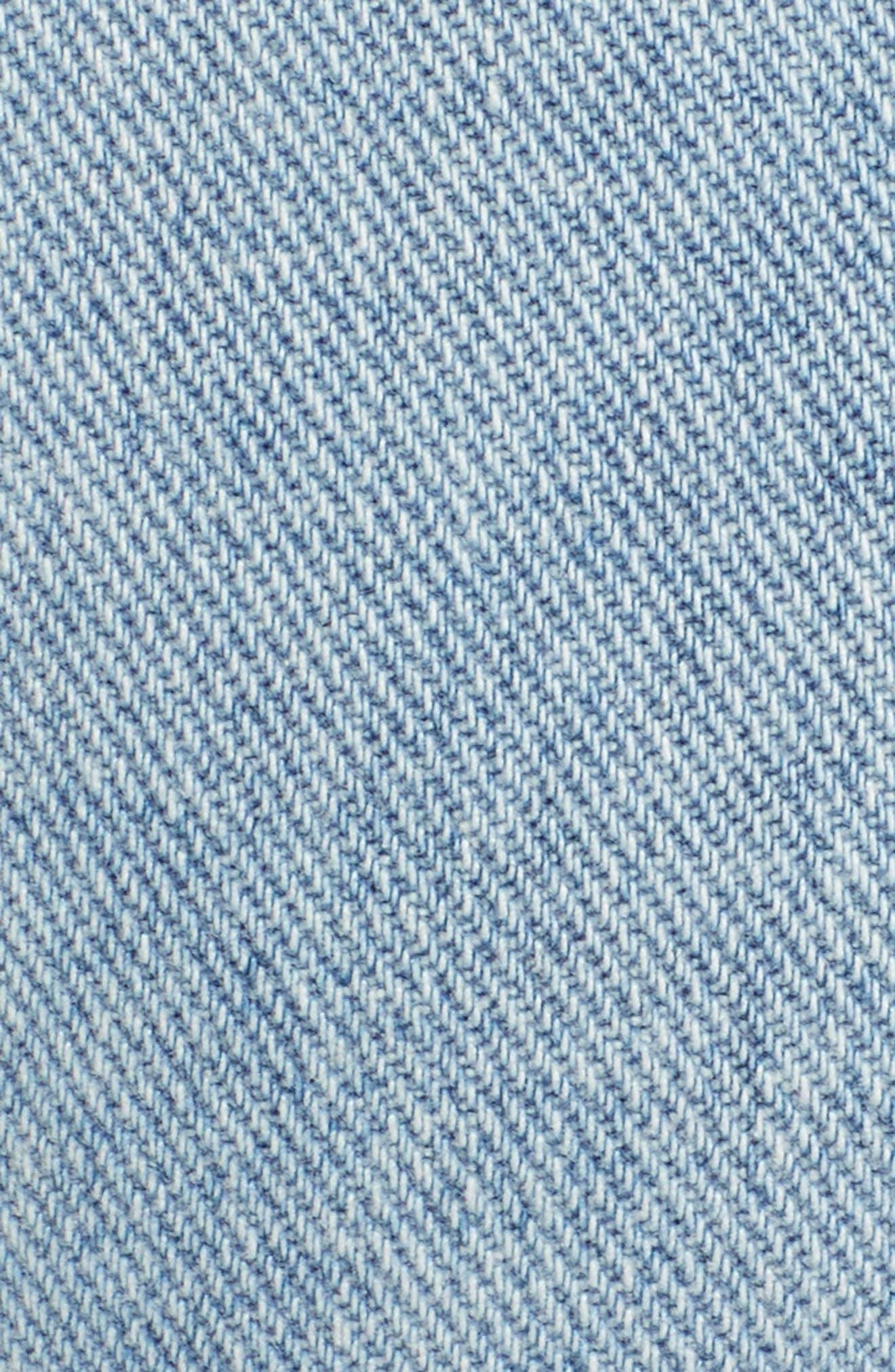 Ankle Cigarette Jeans,                             Alternate thumbnail 7, color,                             400
