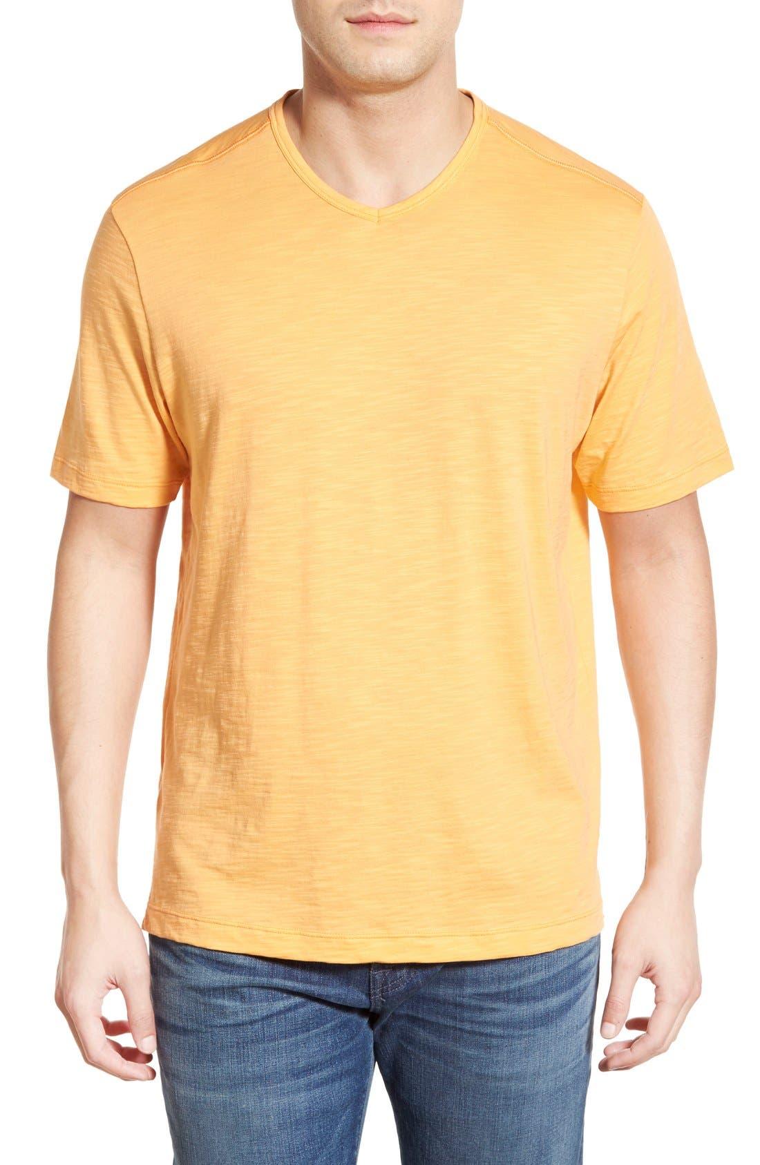 'Portside Player' Pima Cotton T-Shirt,                             Main thumbnail 12, color,