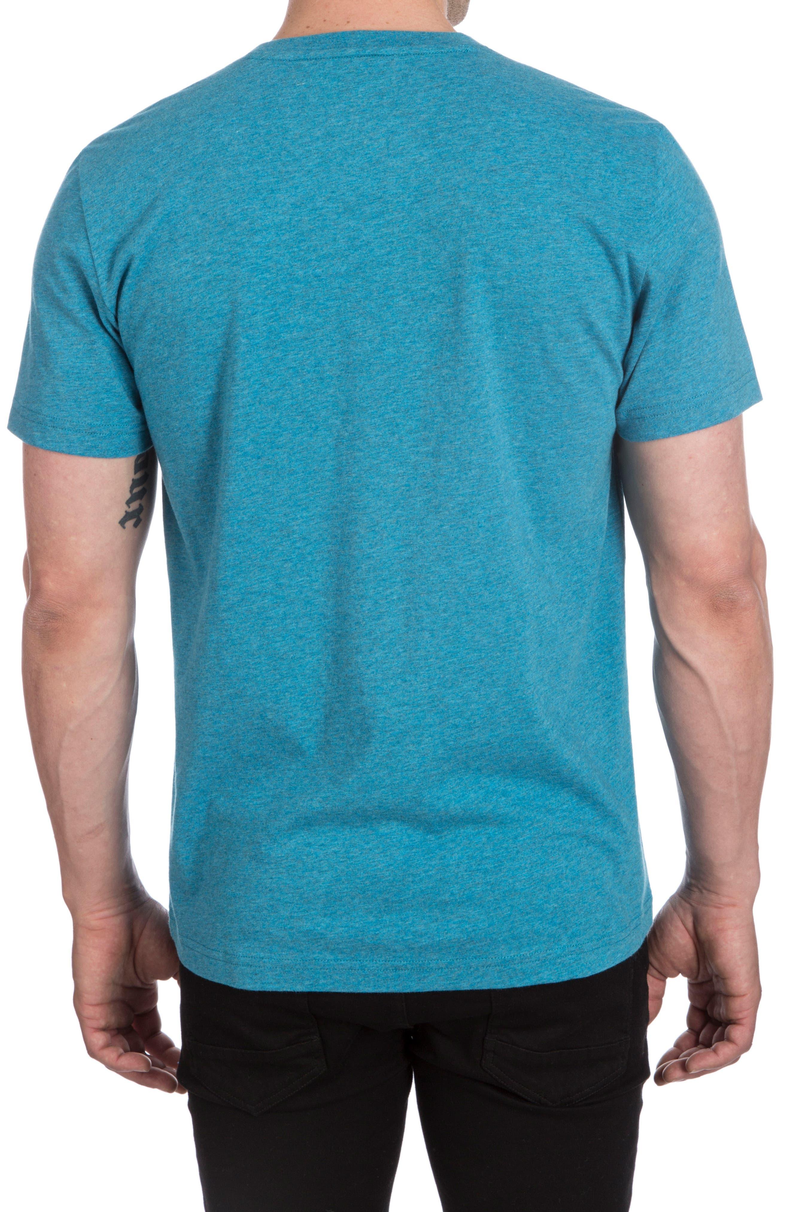 V-Neck T-Shirt,                             Alternate thumbnail 13, color,