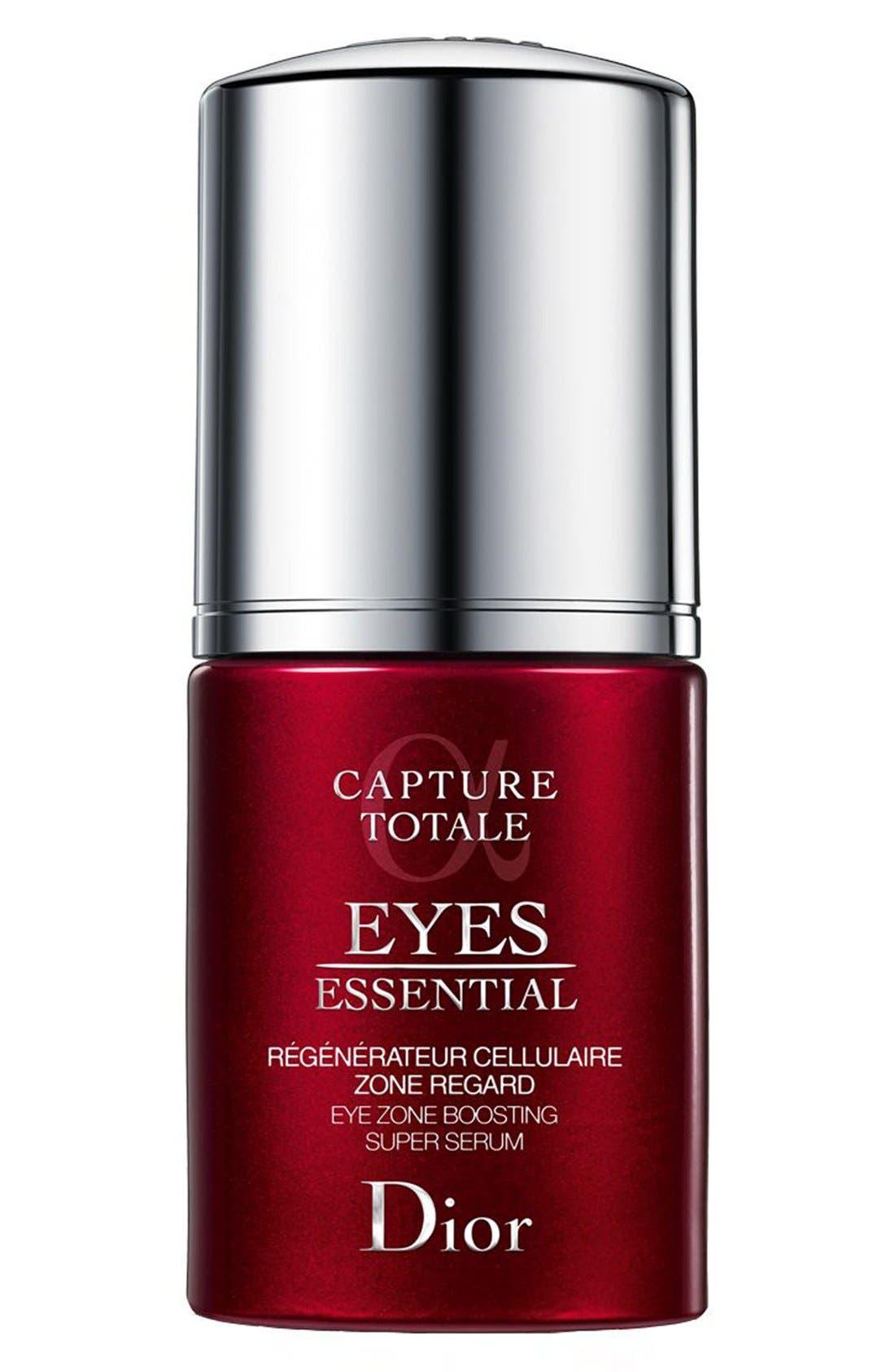 'Capture Totale Eyes Essential' Eye Zone Boosting Super Serum,                             Main thumbnail 1, color,                             000