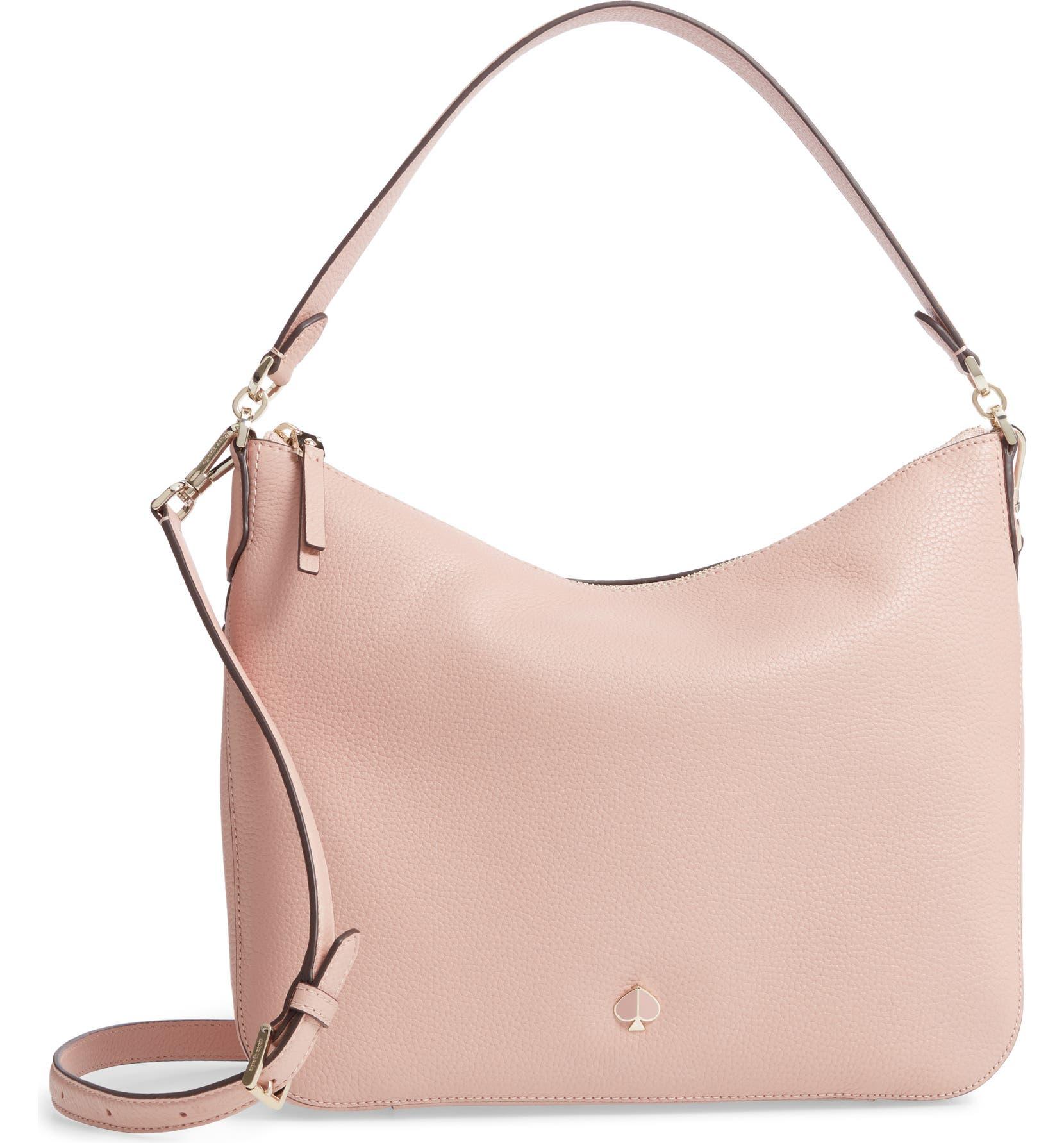 781cc4dfdc85 kate spade new york medium polly leather shoulder bag