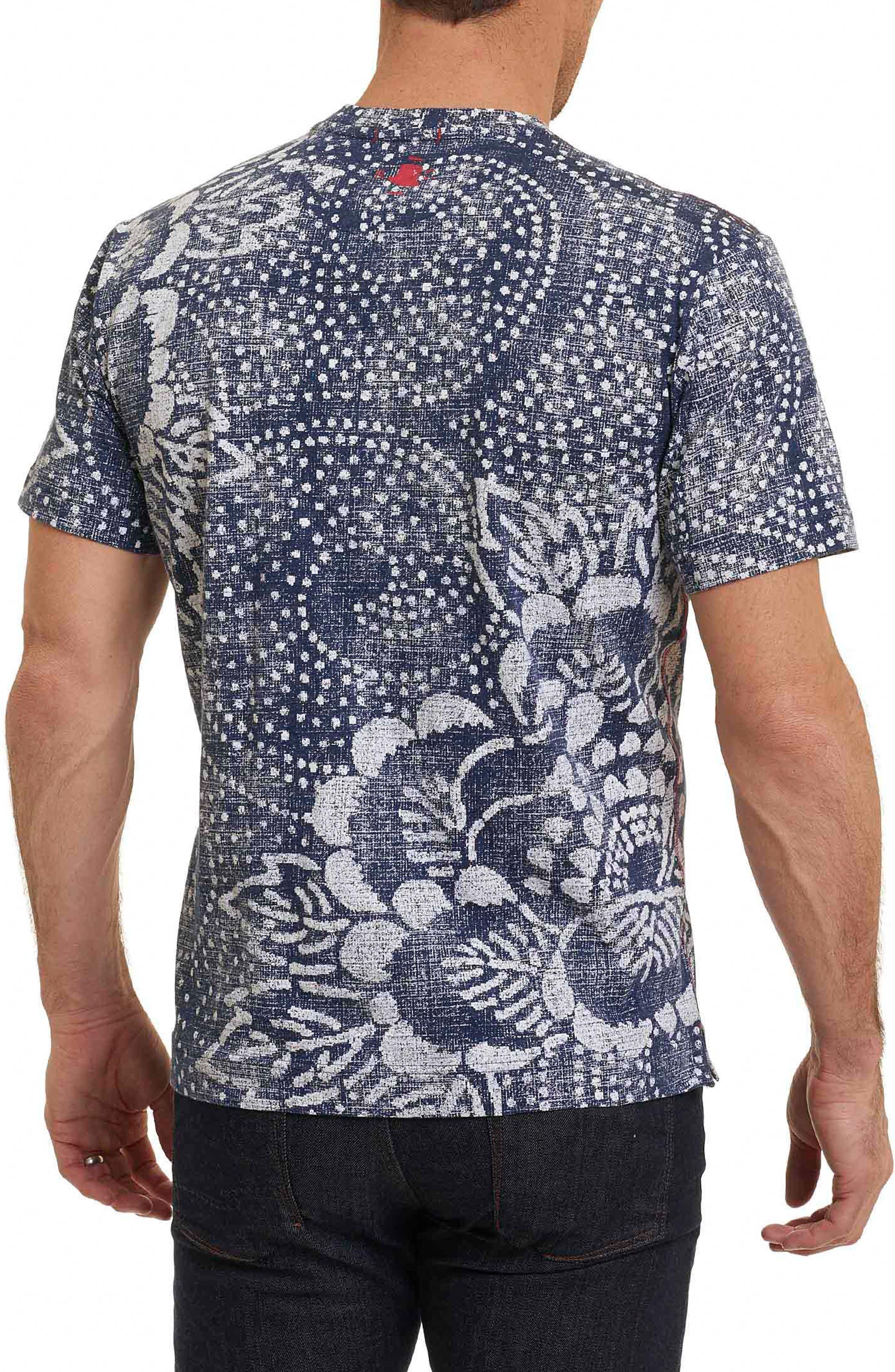 Batik Graphic T-Shirt,                             Alternate thumbnail 2, color,                             400