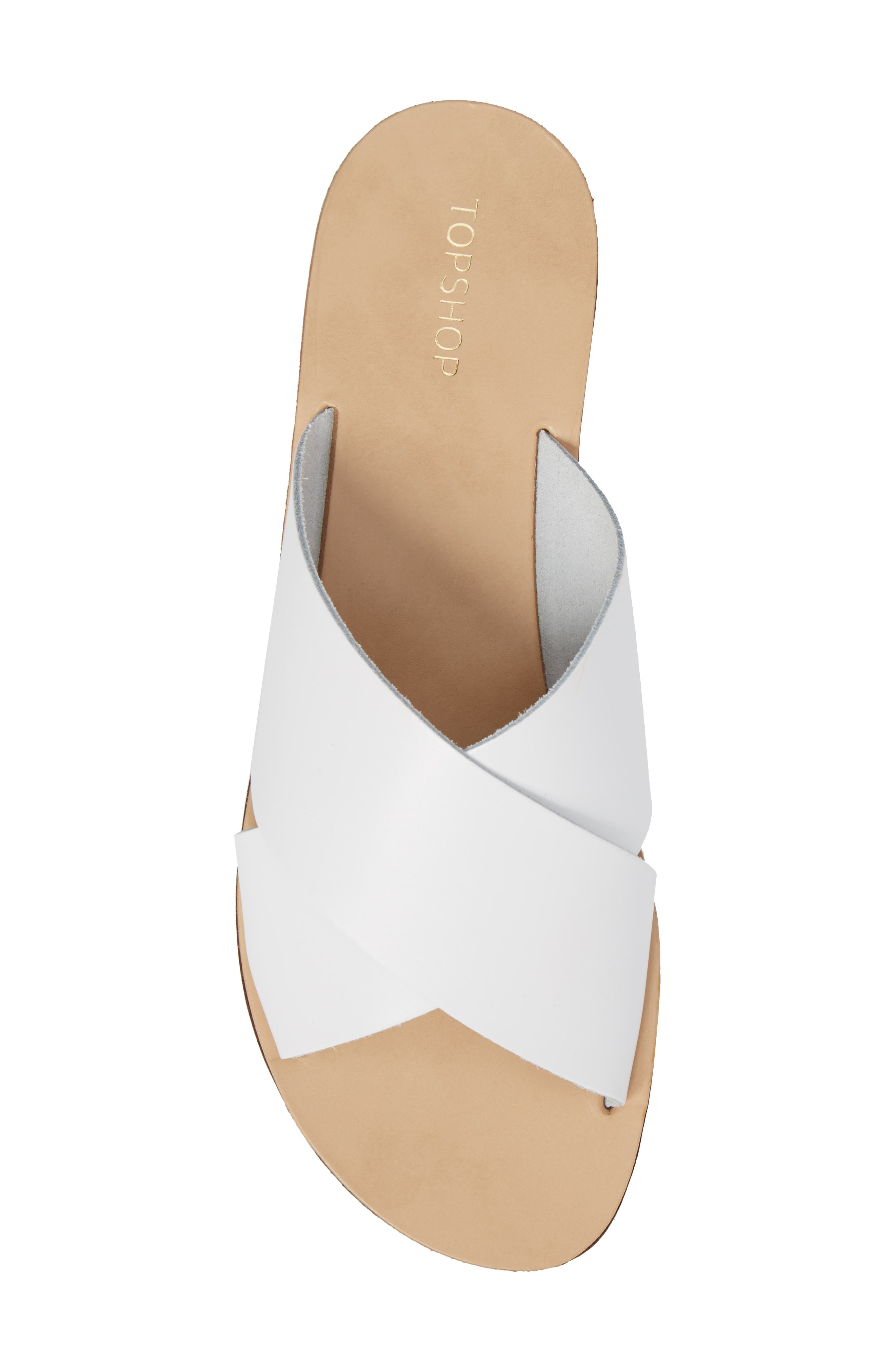 Holiday Cross Strap Sandal,                             Alternate thumbnail 18, color,