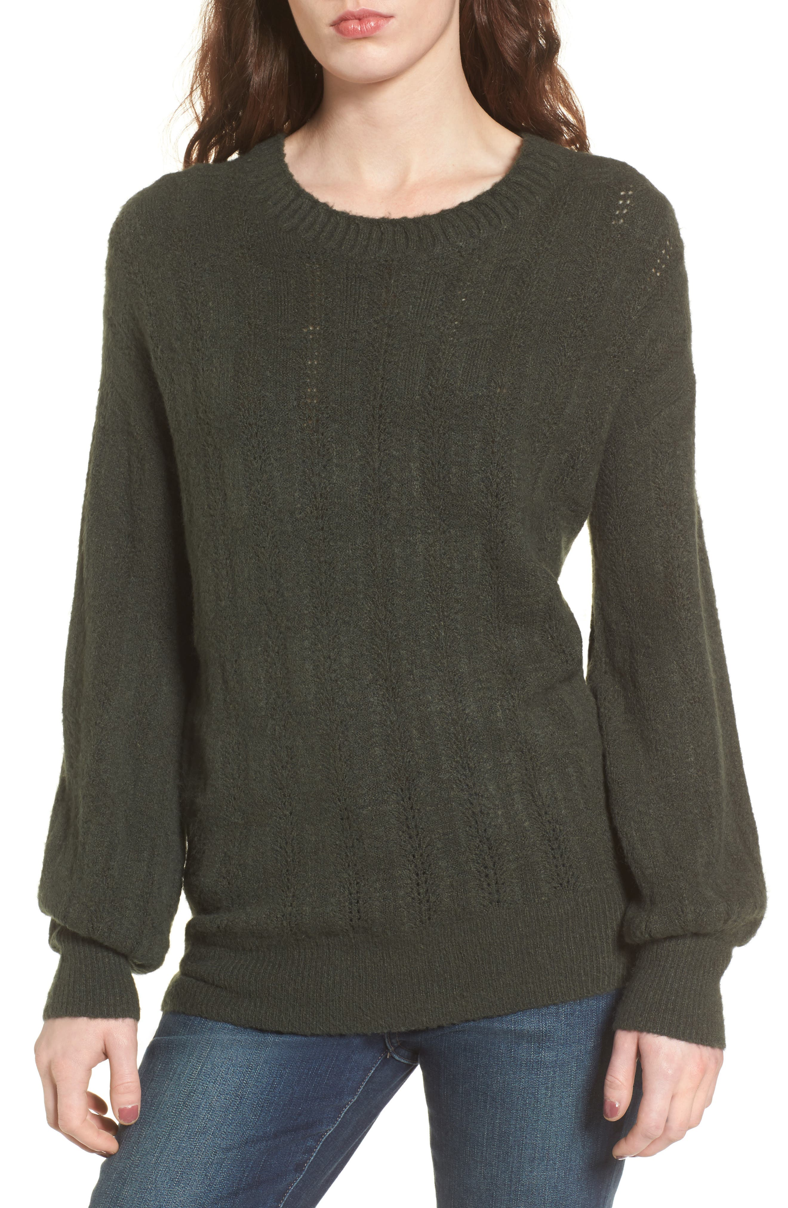Open Back Sweater,                             Main thumbnail 2, color,
