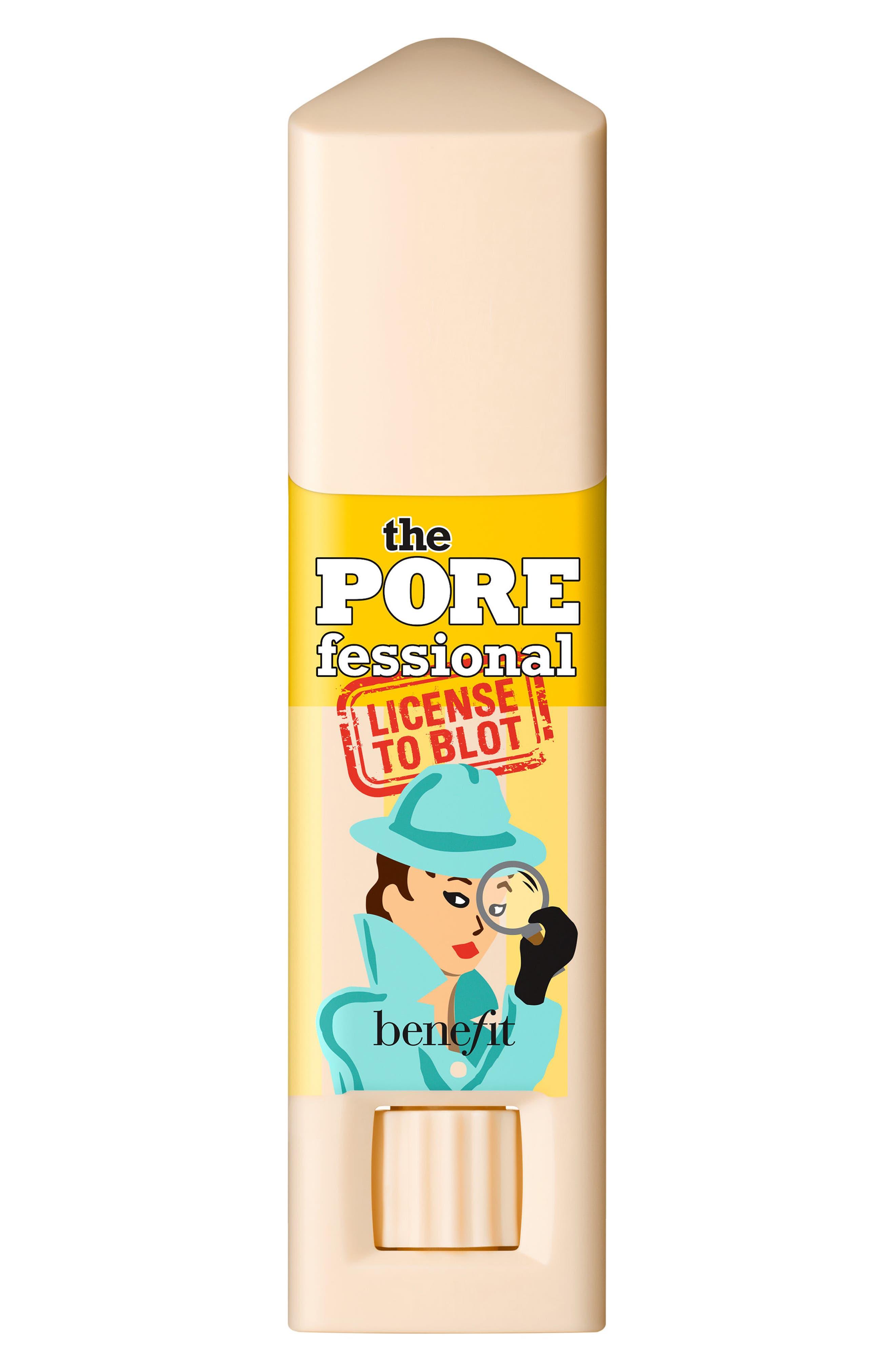 Benefit The POREfessional License to Blot Oil Blotting Stick,                             Alternate thumbnail 2, color,                             NO COLOR