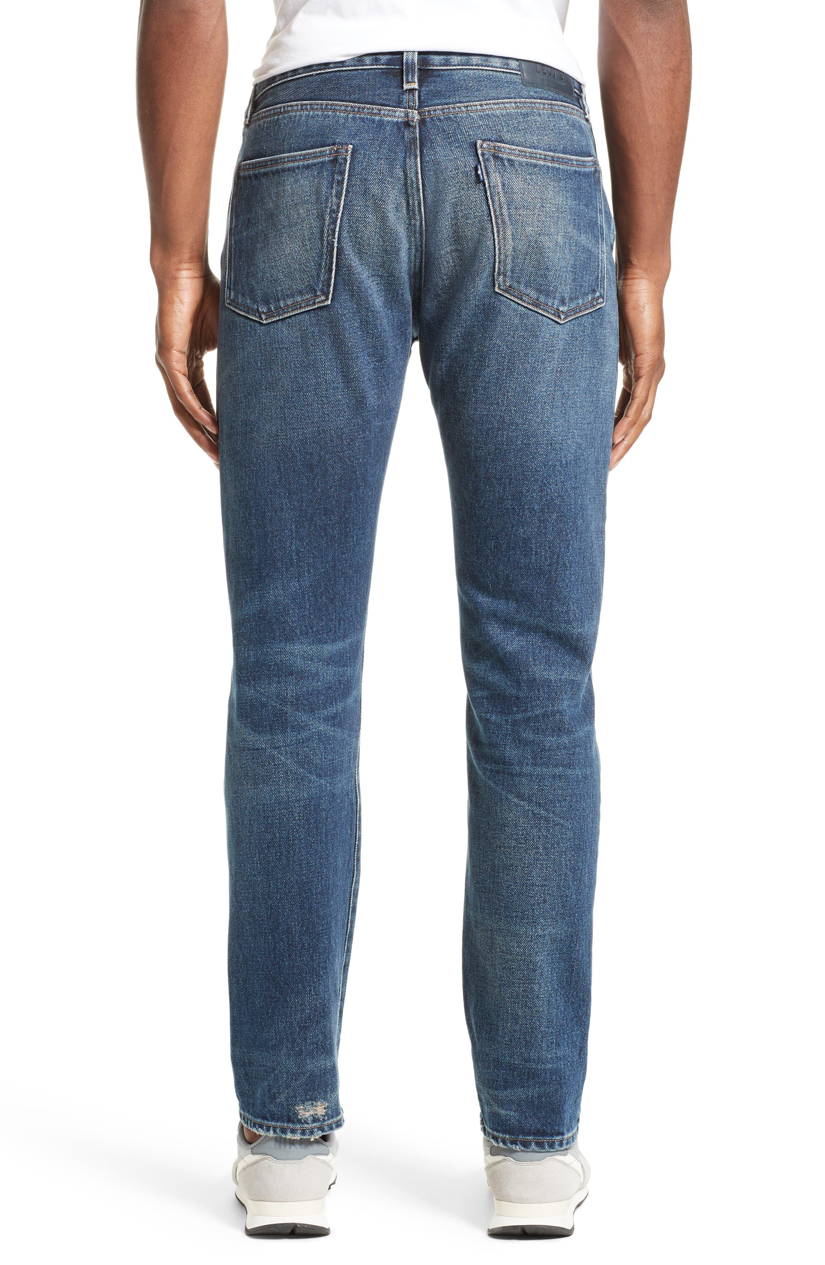 Tack Slim Fit Jeans,                             Alternate thumbnail 2, color,                             420
