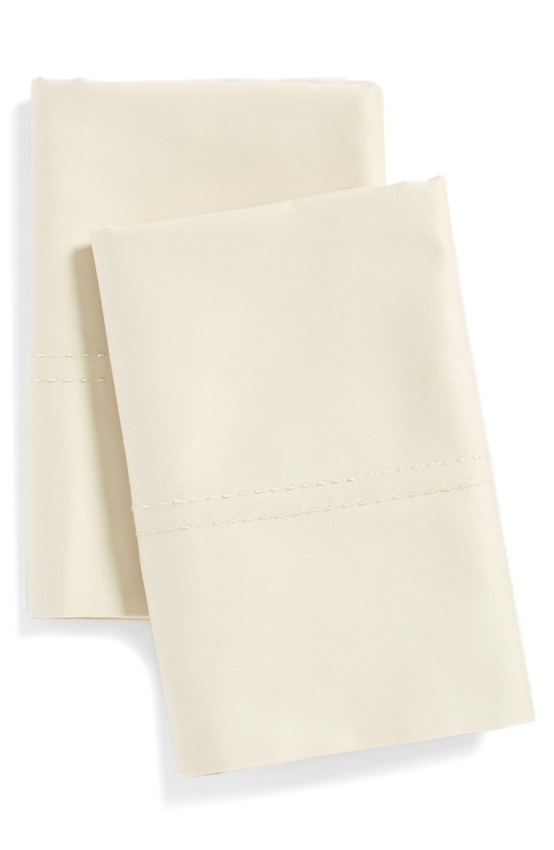 400 Thread Count Standard Pillowcases,                             Main thumbnail 6, color,